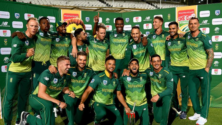 South Africa feature one of the strongest bowling units