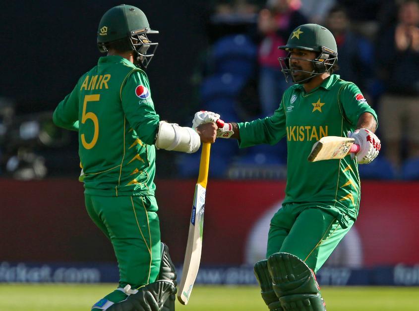 Sarfraz and Amir