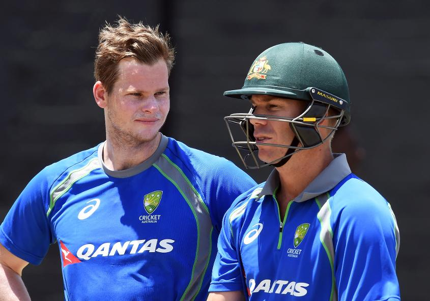 Warner and Smith are returning after a 12-month ban from international cricket