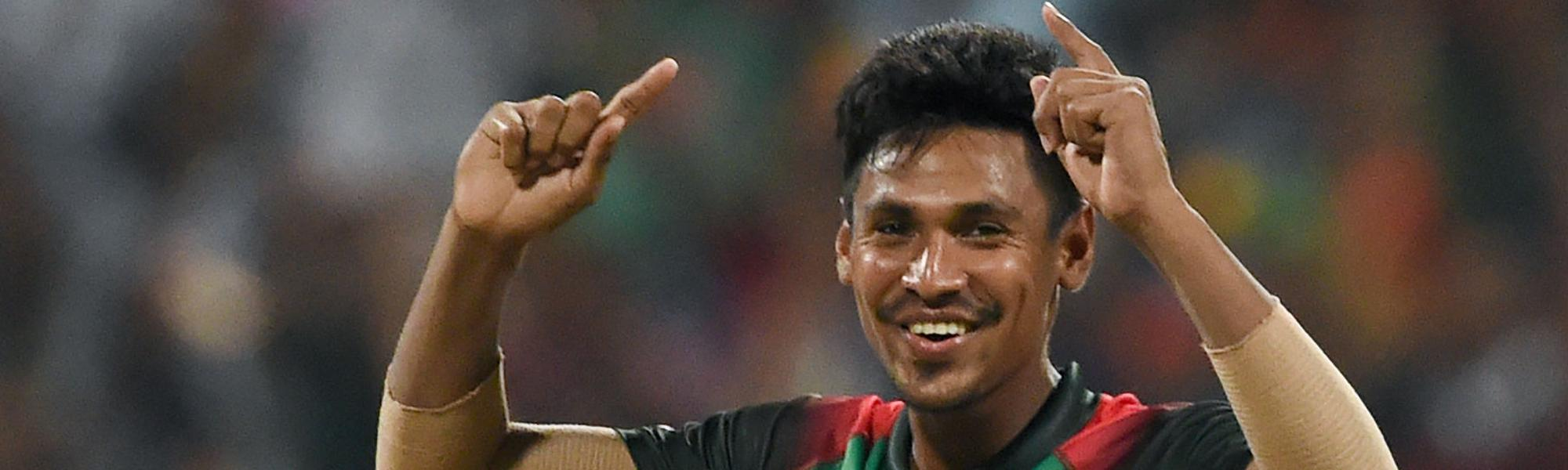 Mustafizur Rahman enjoyed good form, picking up 29 wickets at an average of 21.72