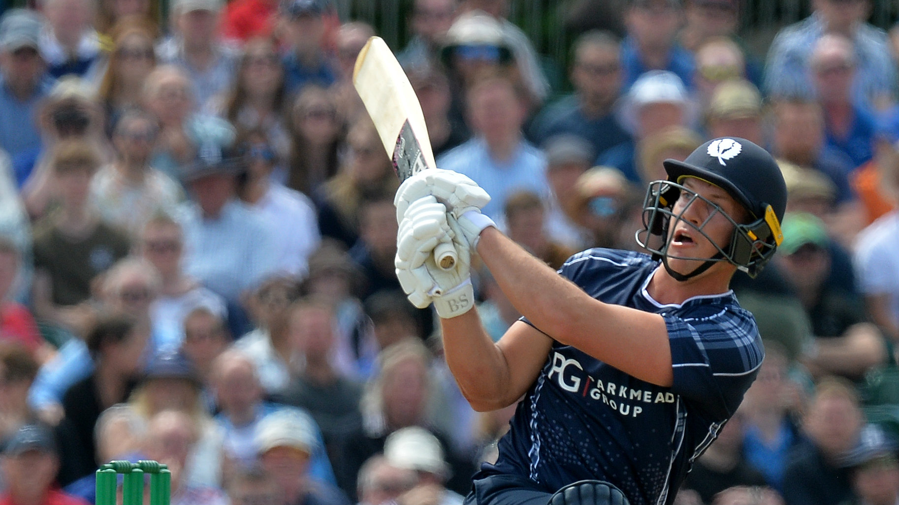 George Munsey blasts epic 25-ball hundred for Gloucestershire 2nd XI