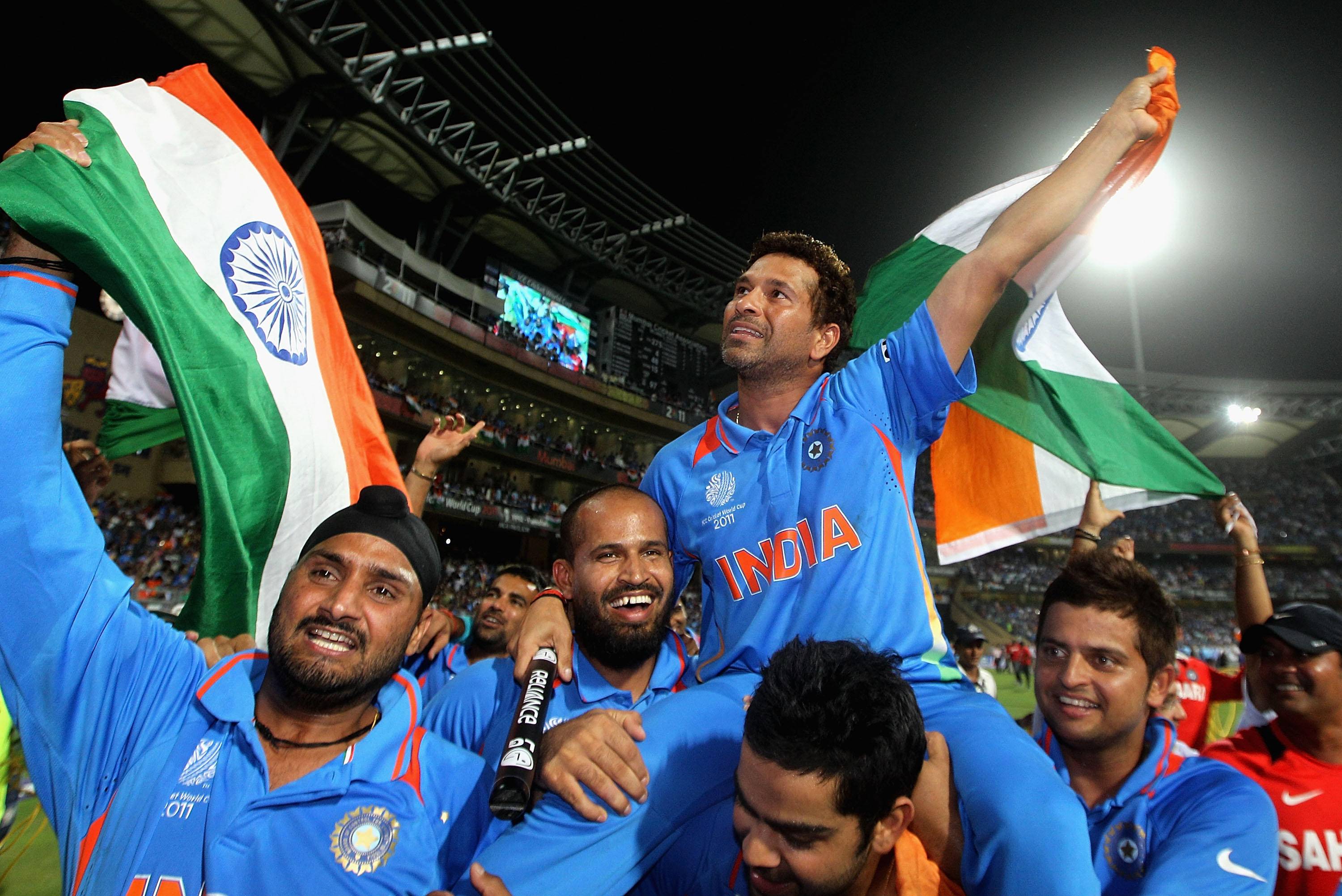 Sachin Tendulkar's five best World Cup knocks