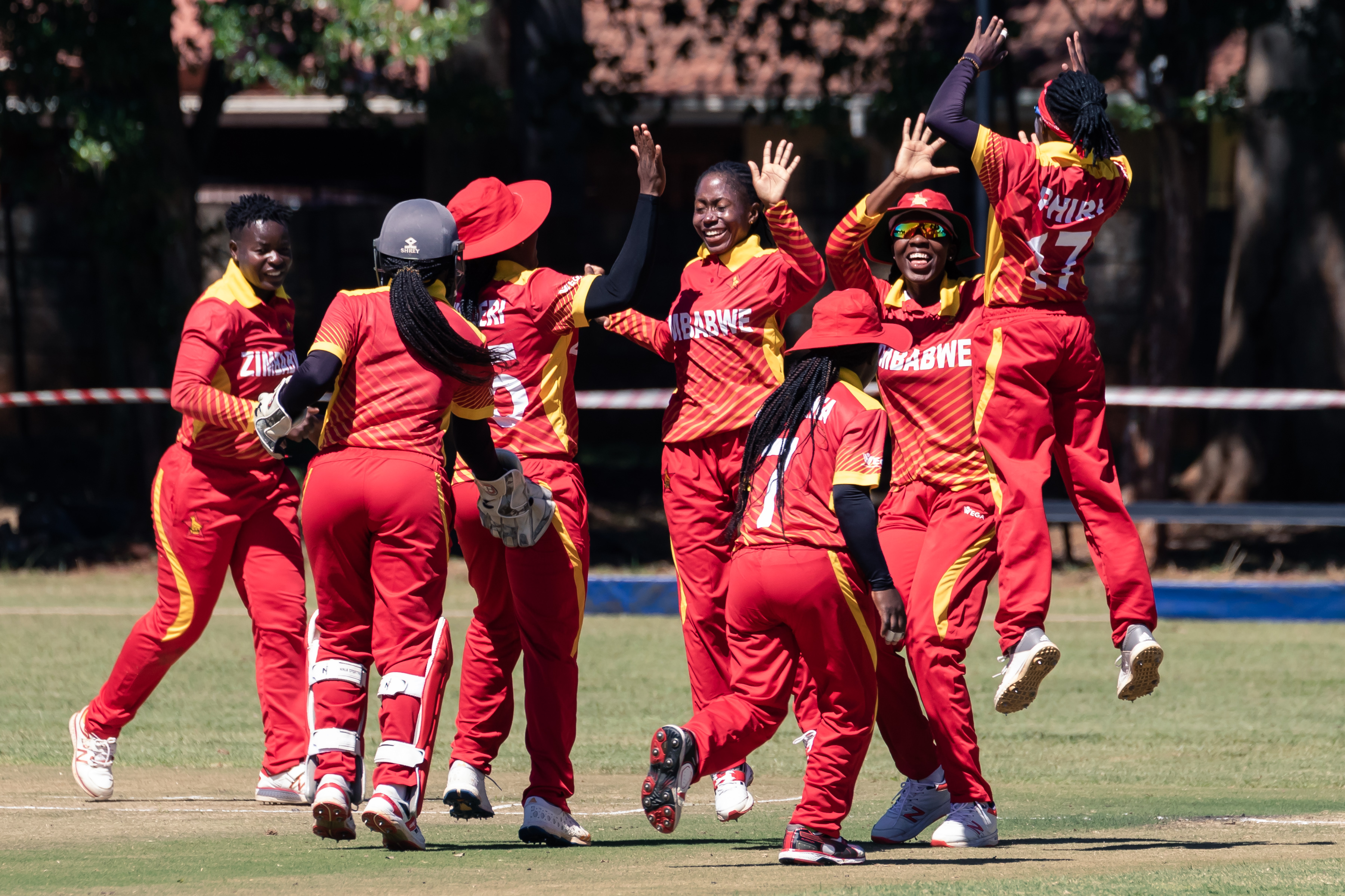 PNG and Zimbabwe secure spots in Womens T20 and Cricket