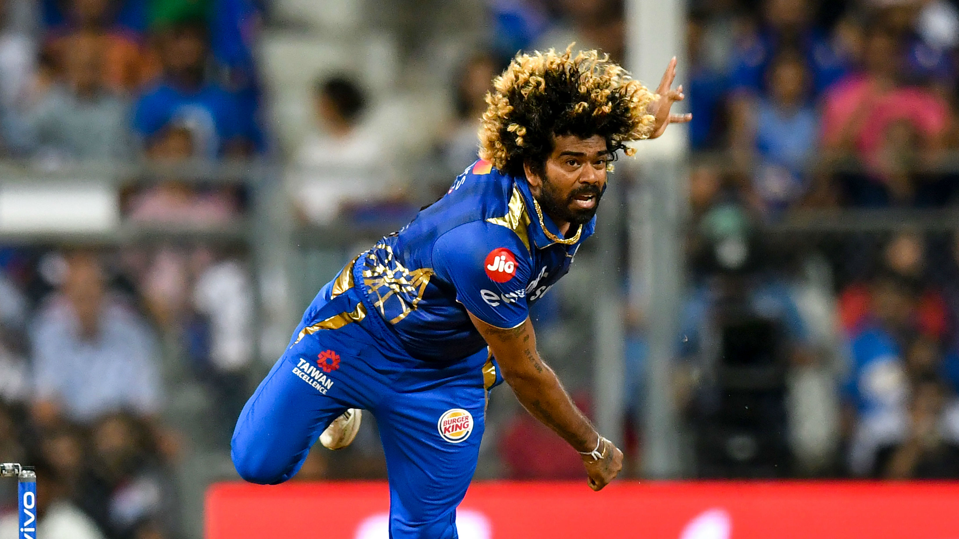 Went for my wicket-taking option and it was a success' – Malinga ...