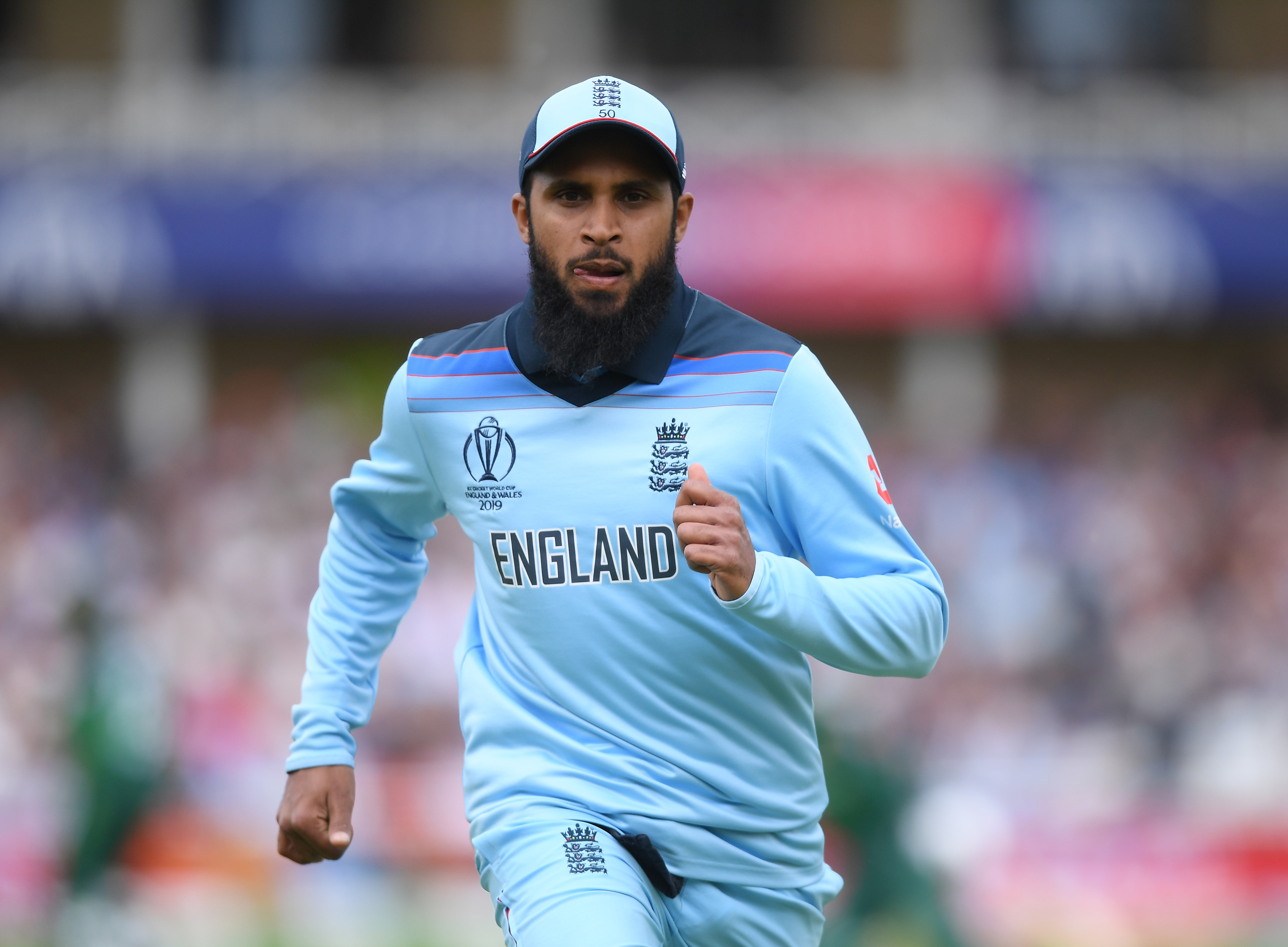 Adil Rashid ruled out for rest of English season