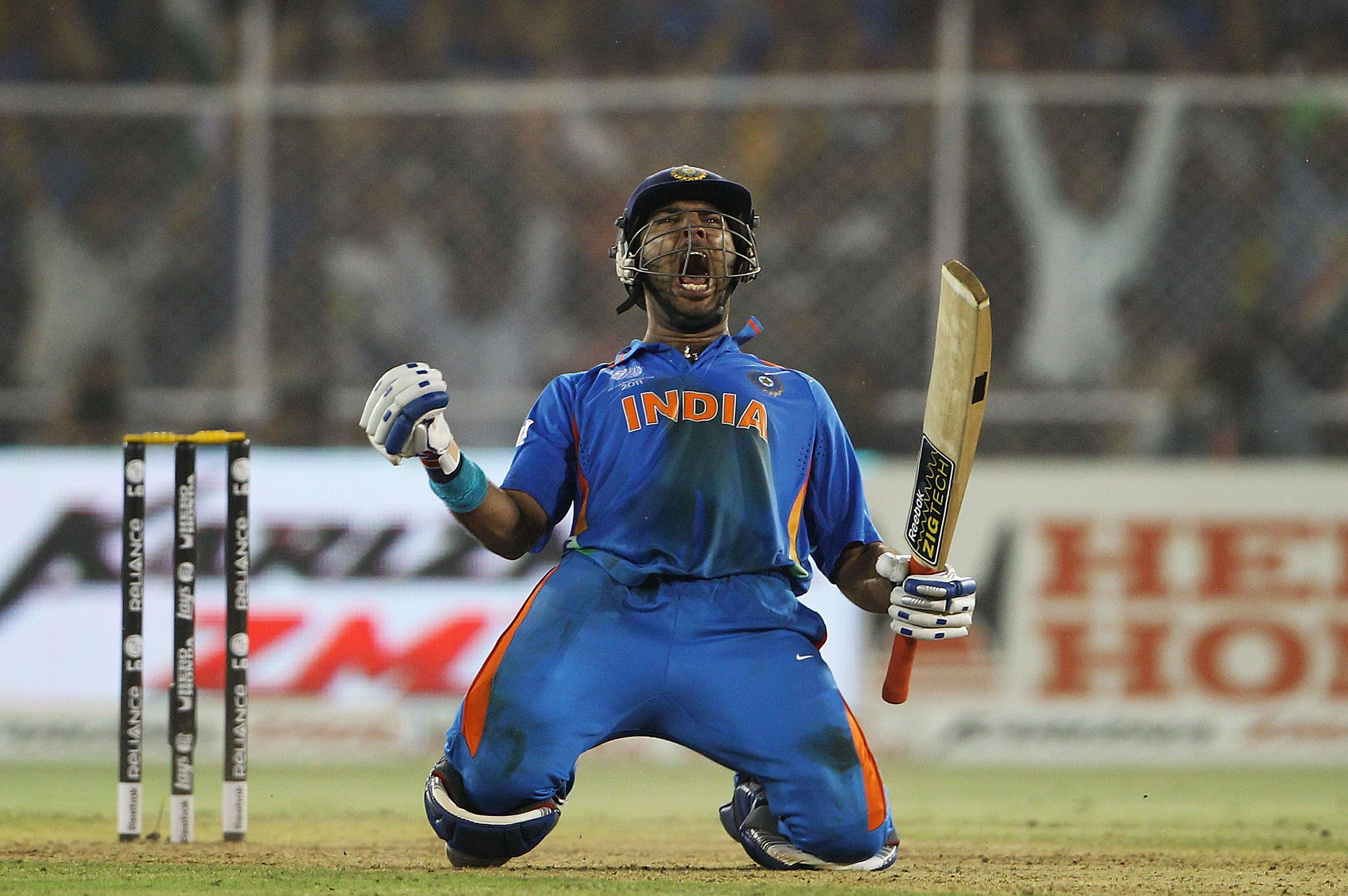 Yuvraj Singh Announces Retirement From International Cricket Ipl