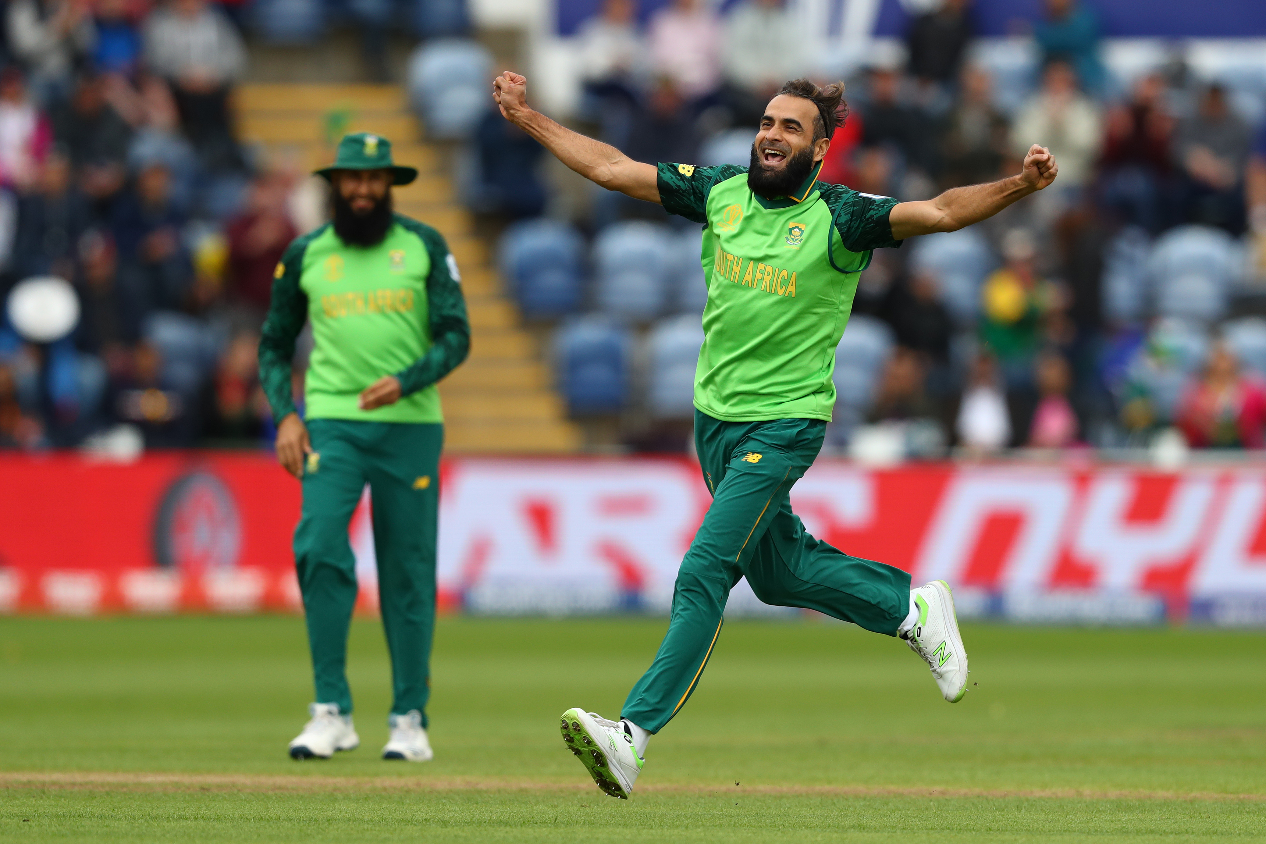 South Africa crush Afghanistan to register first CWC19 win