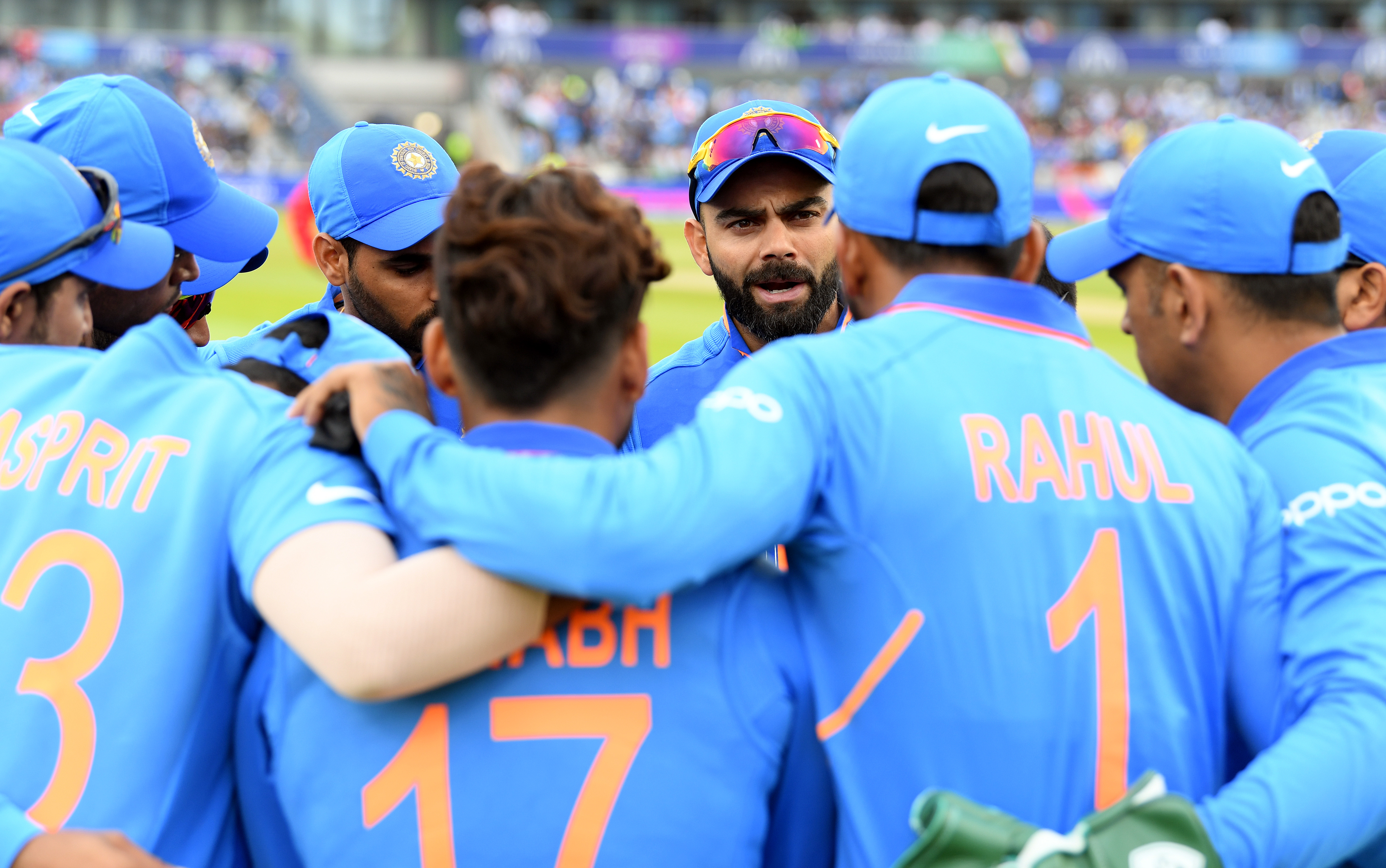 CWC19 report card: India