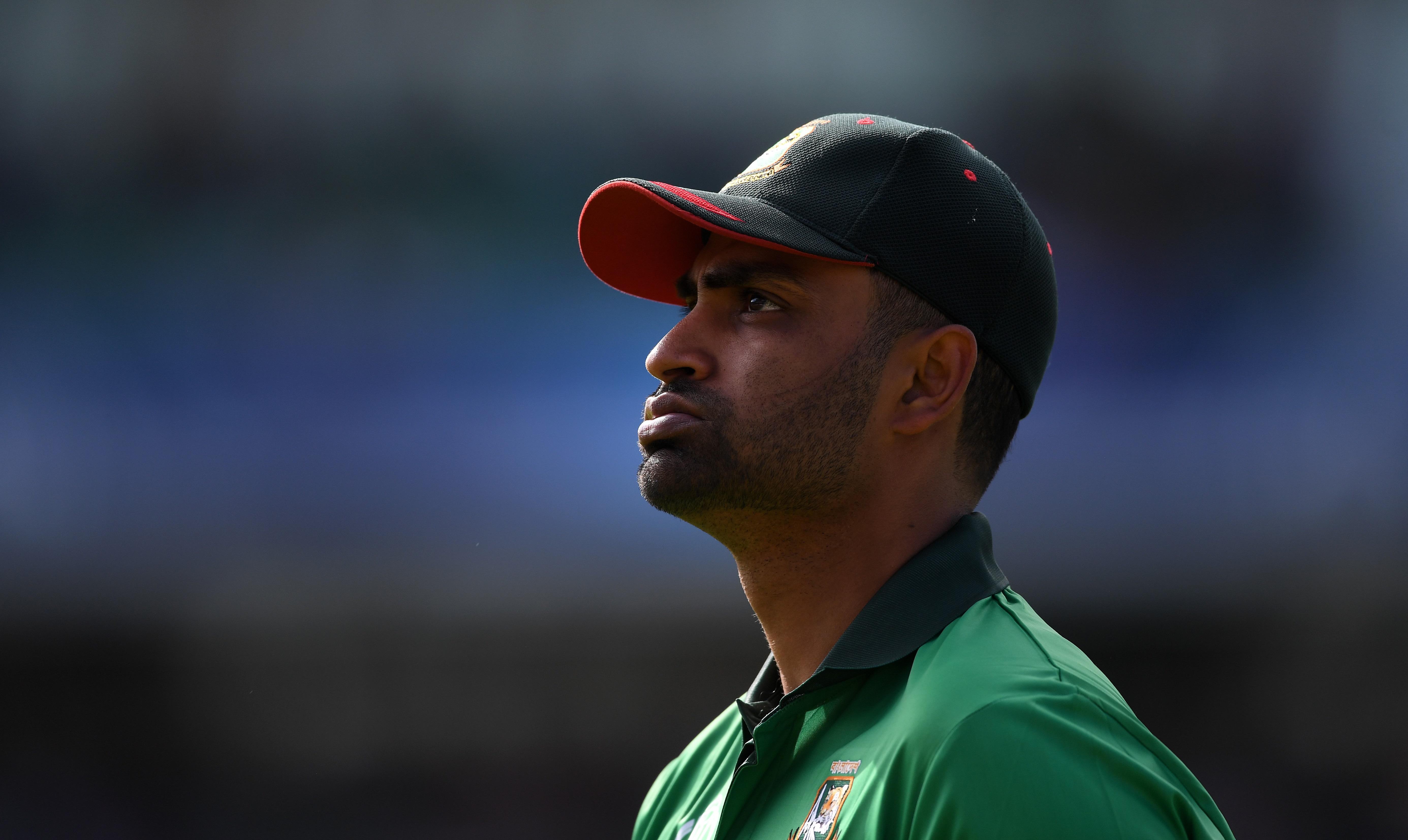 Tamim Iqbal calls on inexperienced players to grab their chances against Sri Lanka