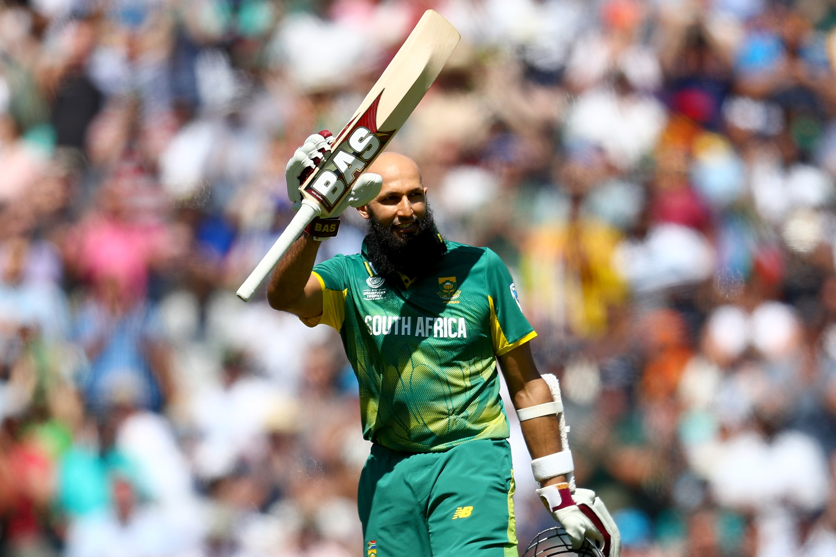 'A true legend and a great human being' – tributes pour in for Hashim Amla