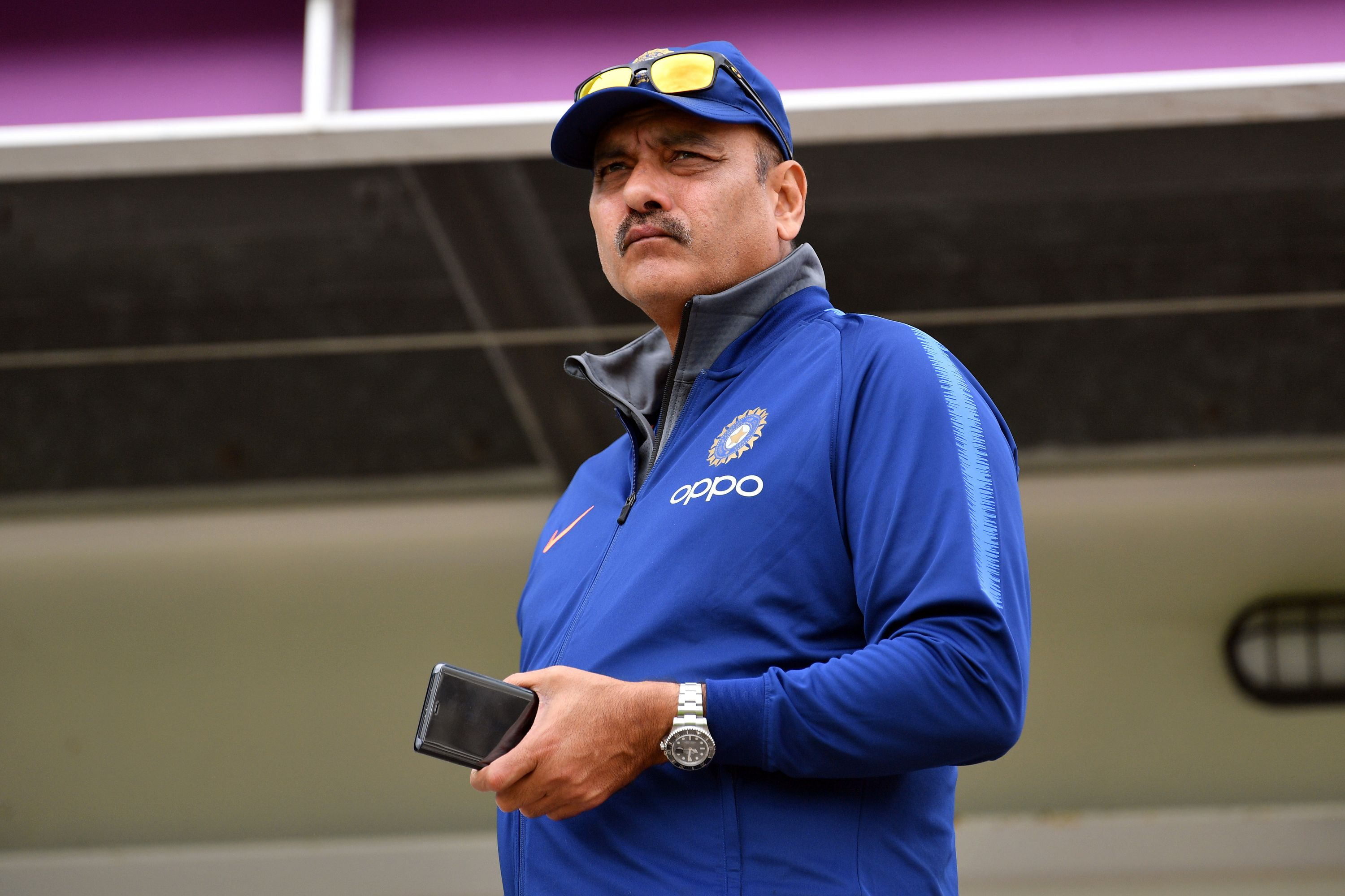 Play like No.1-ranked team, get closer to Test Championship final – Shastri's objectives for NZ tour