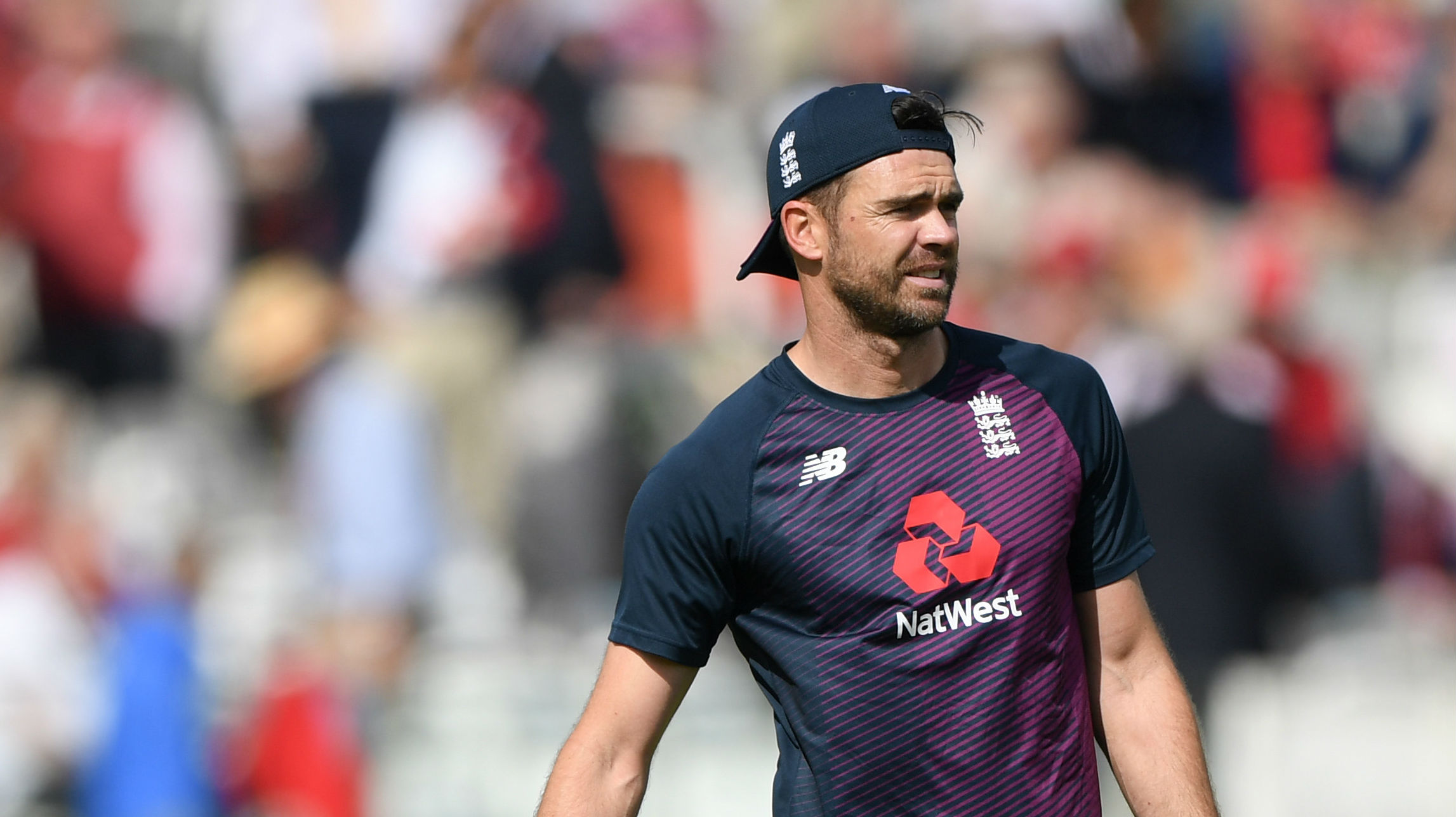 James Anderson to miss Headingley Test, gets chance to prove fitness