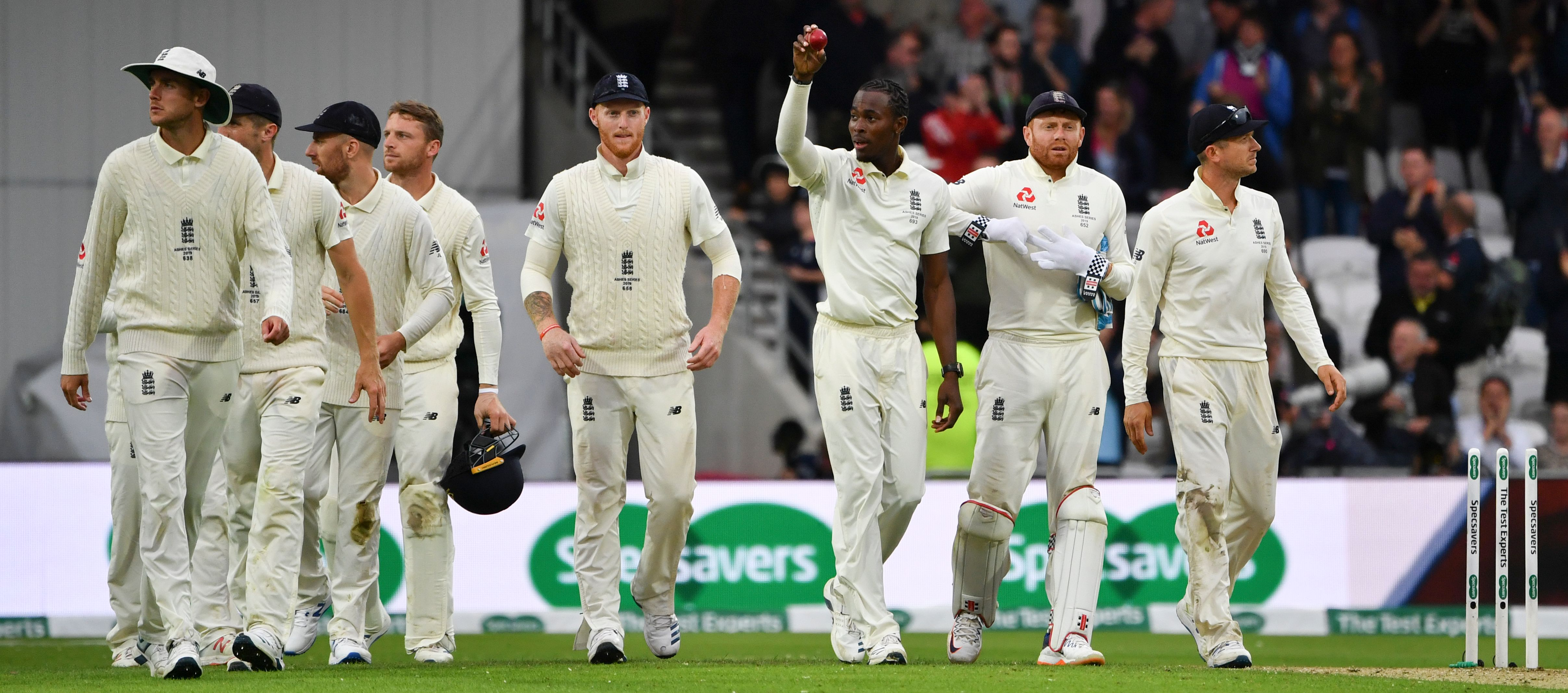 Archer 'over the moon' after devastating six-for