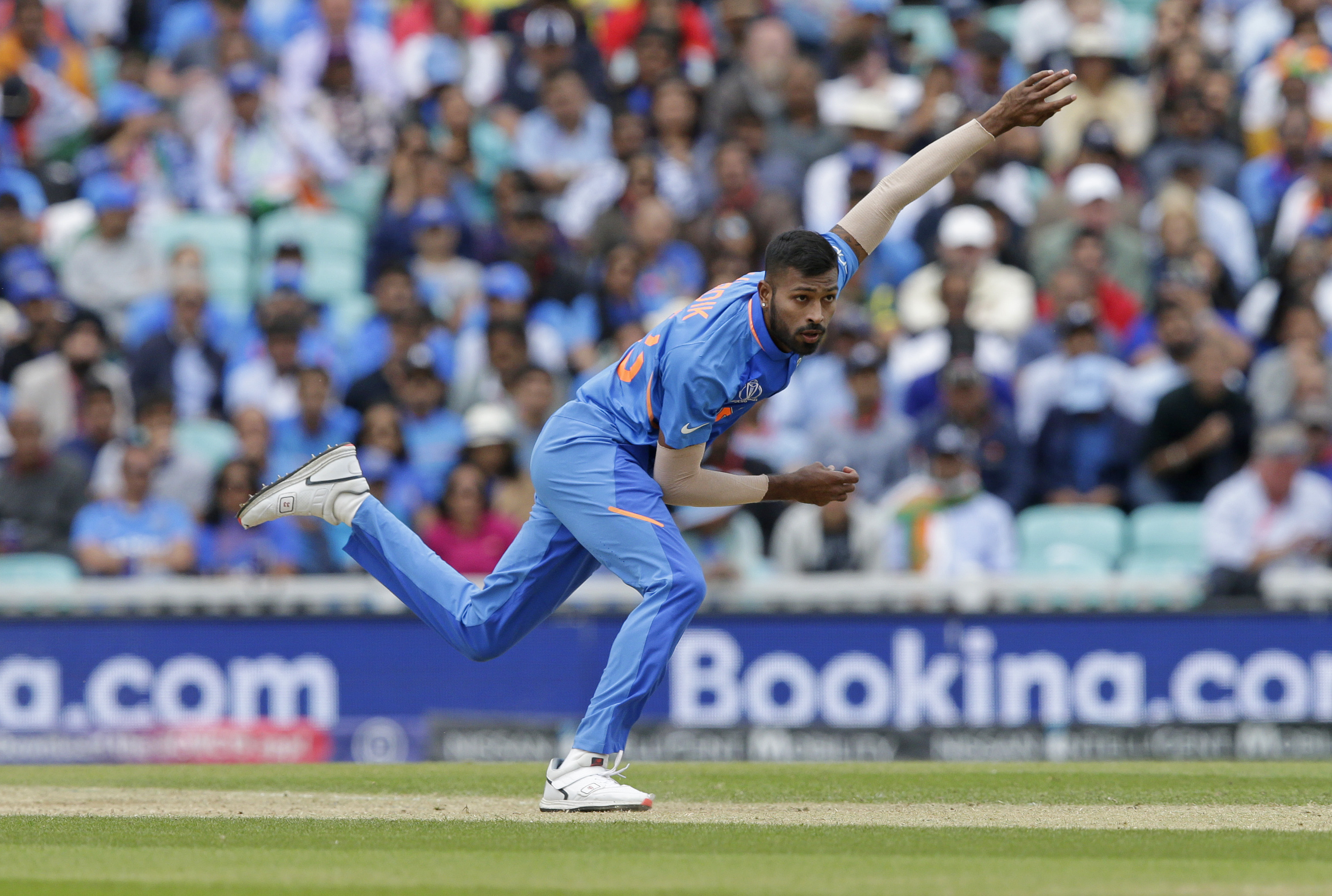 Hardik Pandya named in India squad for South Africa T20Is