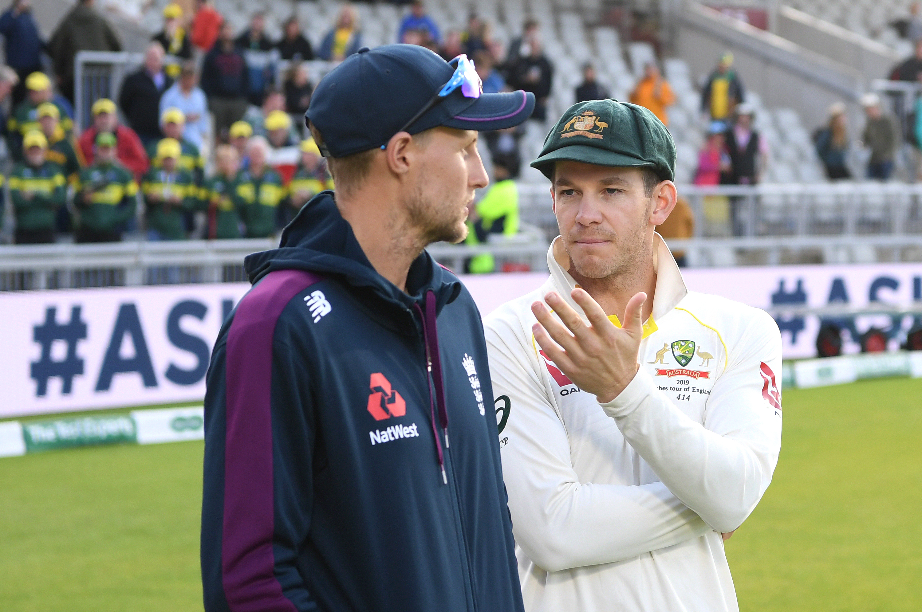 'We want this Test as much as any other in the series' – Paine declares Oval intentions