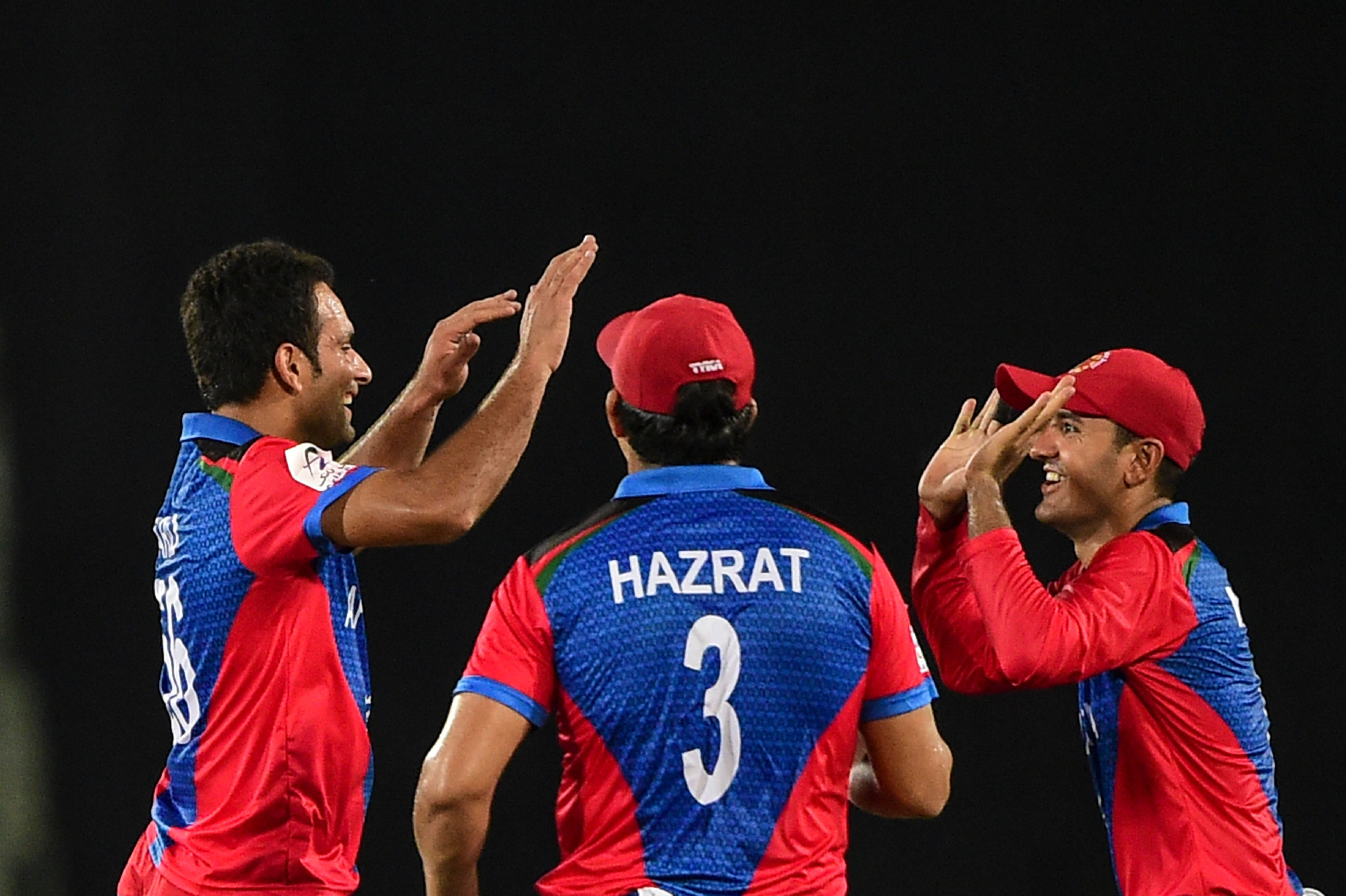 Bangladesh and Afghanistan compete to keep winning record