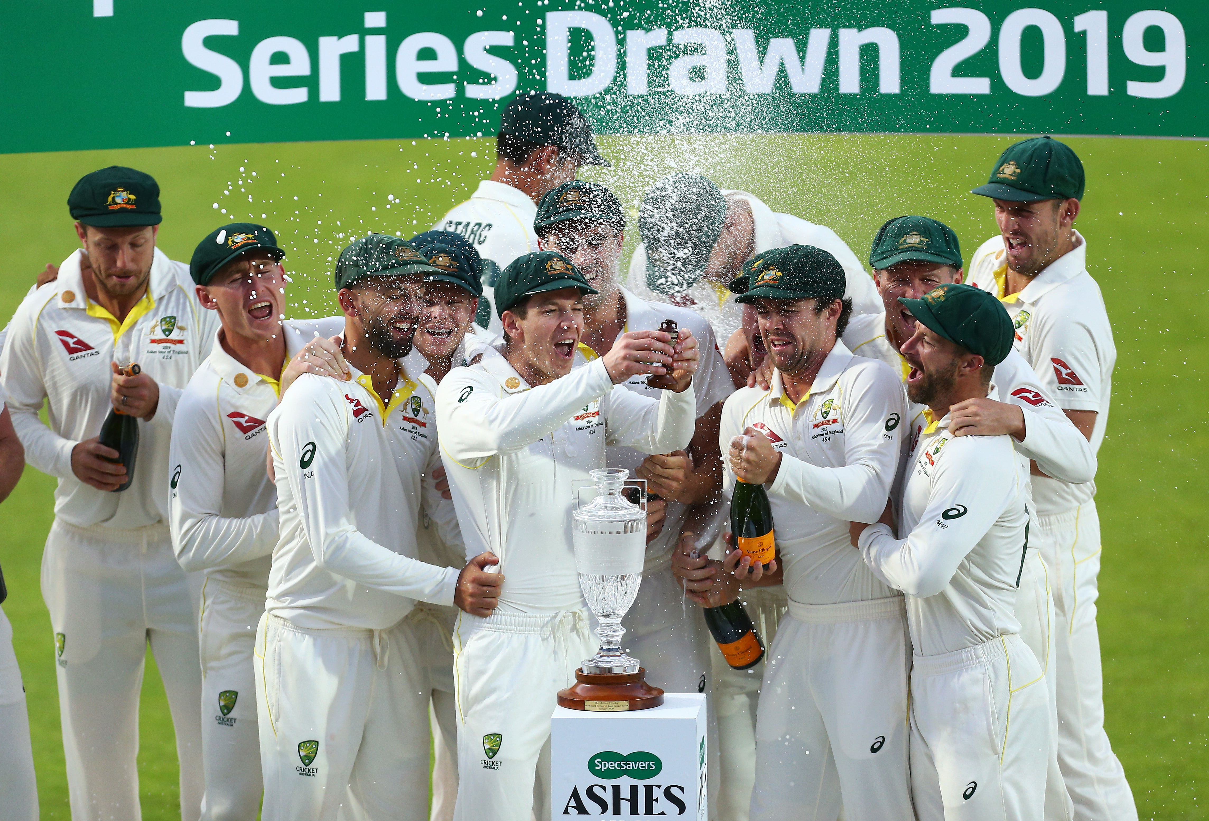 'In the next few years, we're going to be a hard team to beat' – Tim Paine