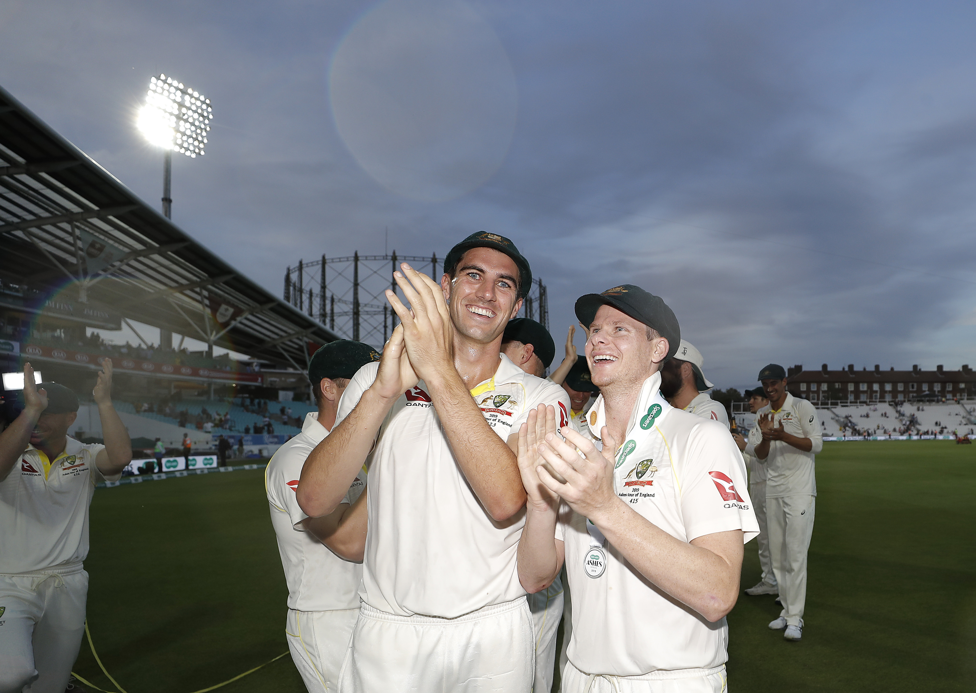Smith and Cummins remain on top in Test Rankings