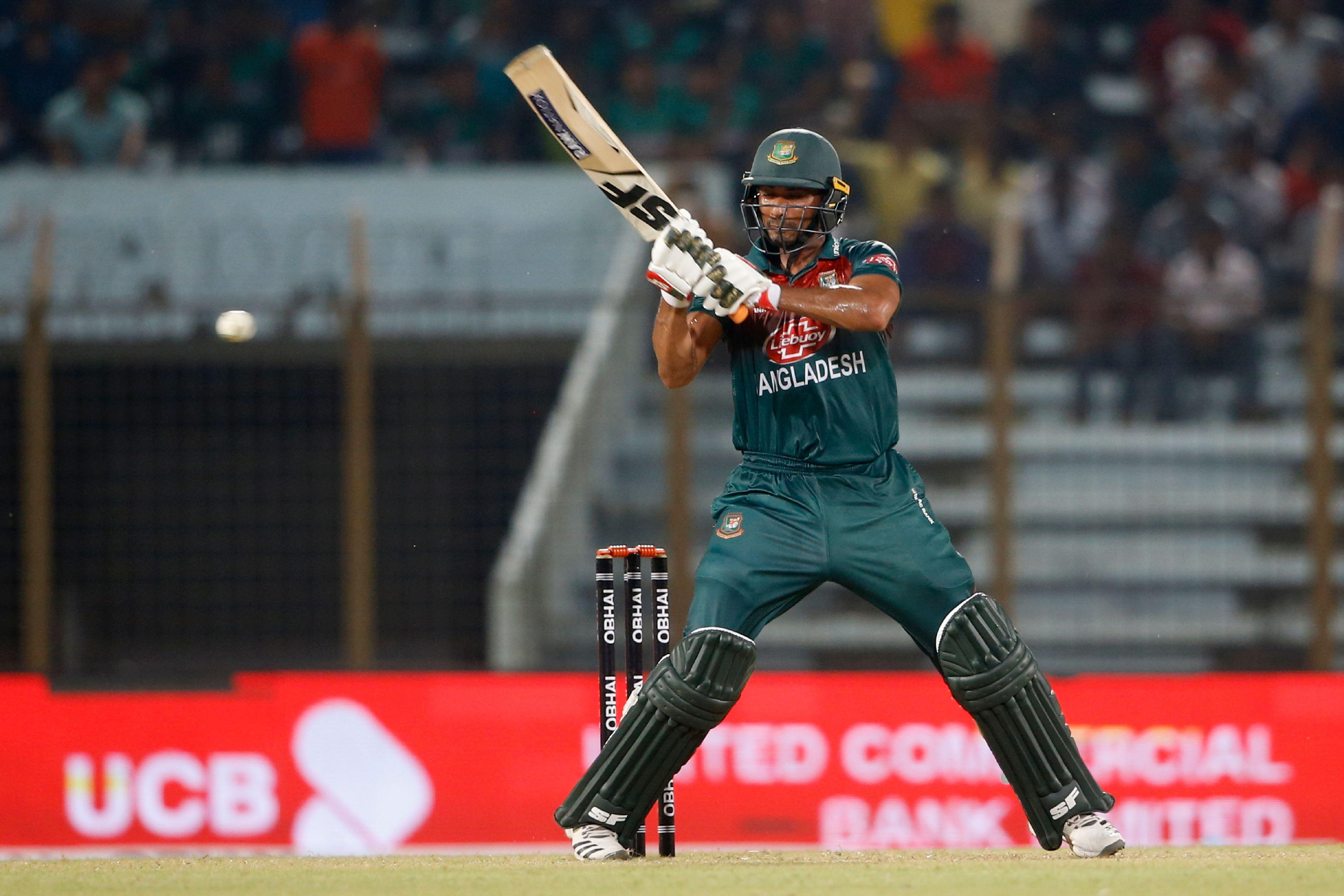 Mahmudullah blitz sets up convincing Bangladesh win over Zimbabwe
