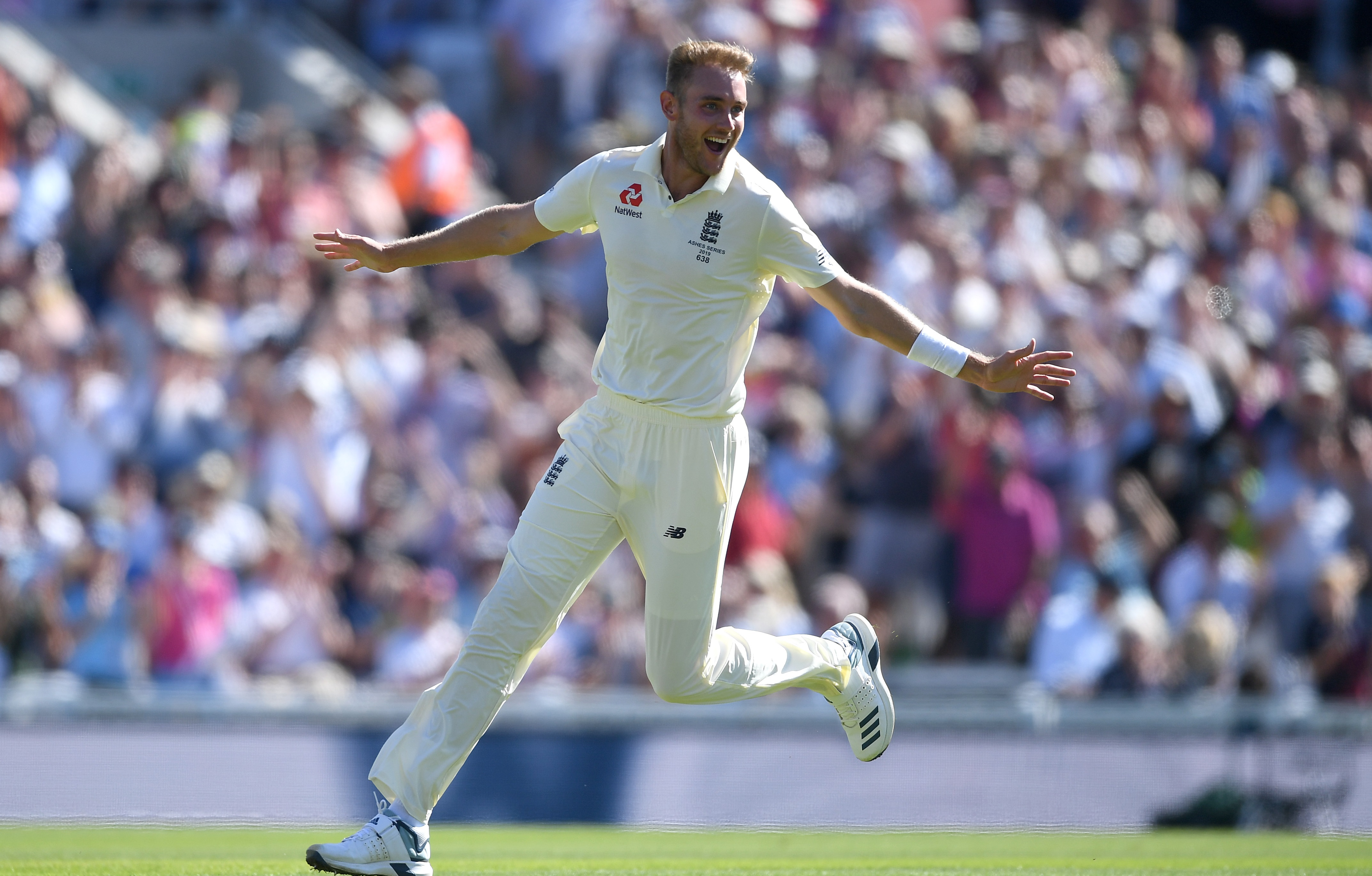 'He's on the verge of greatness' – Hadlee lauds 'extraordinary' Broad