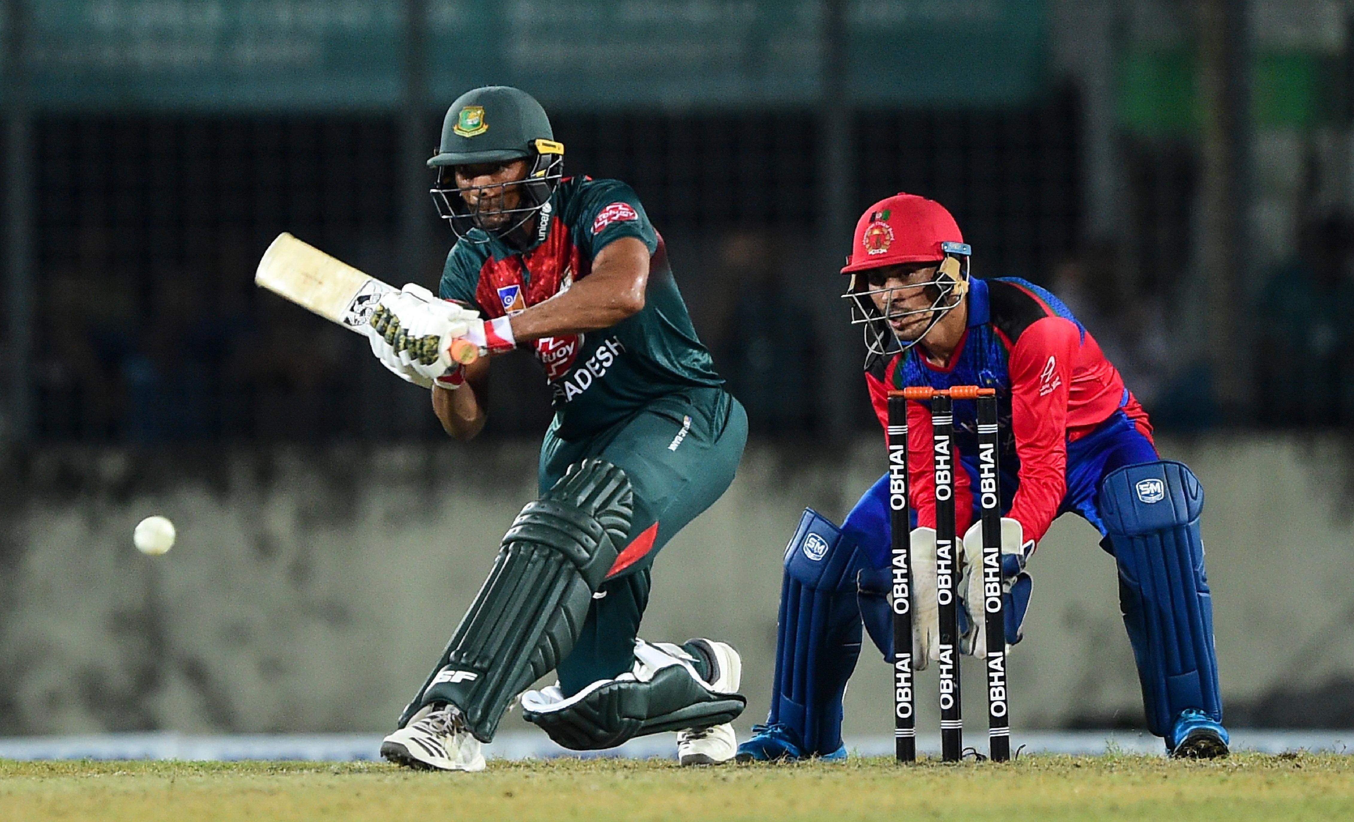 'Afghanistan are ranked higher than us' – Mahmudullah wants 'focus' in last leg of tri-series