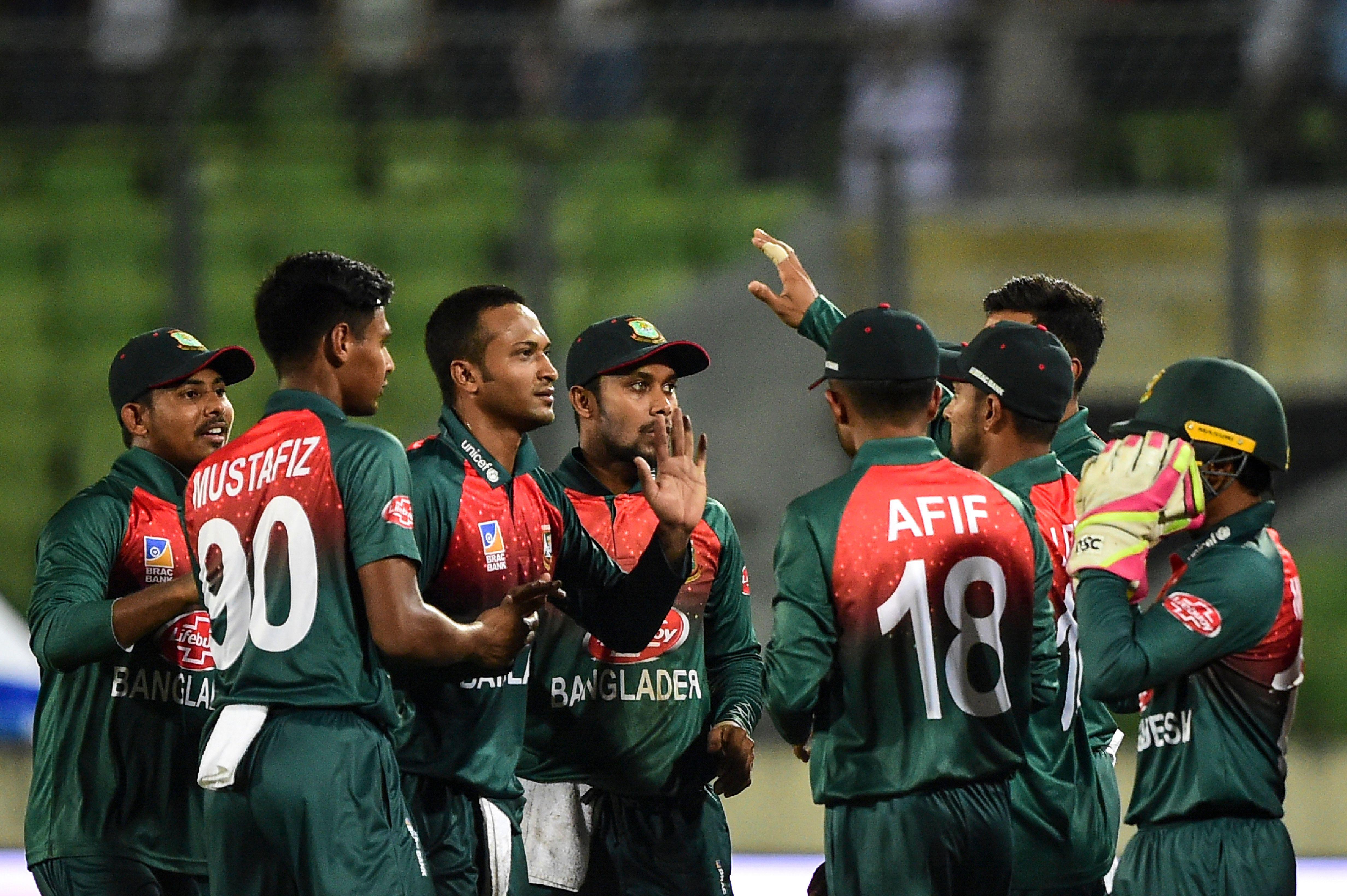 All-round Shakib gives Bangladesh momentum heading into tri-series final