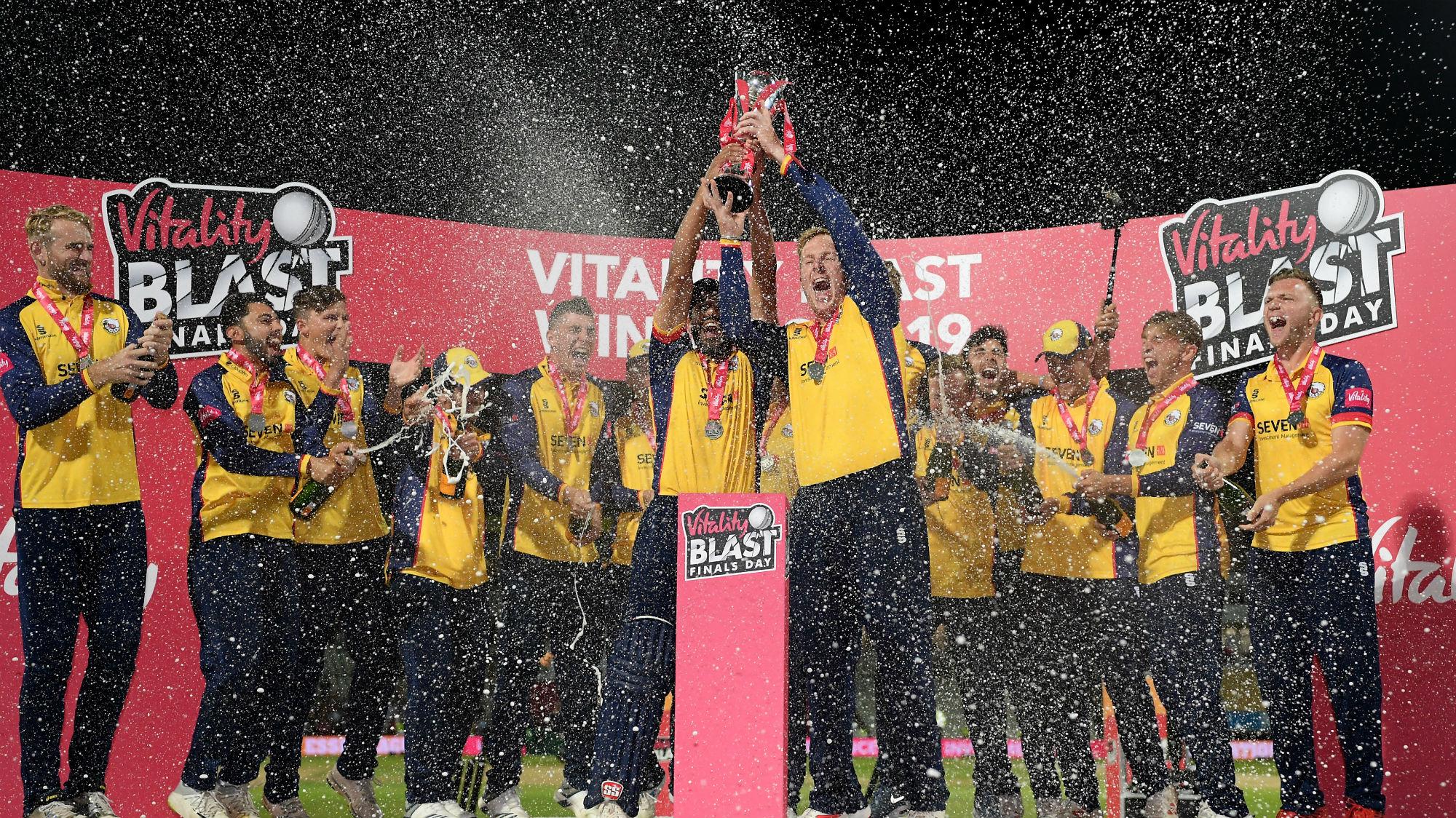 Essex win last-ball thriller to claim maiden T20 Blast title