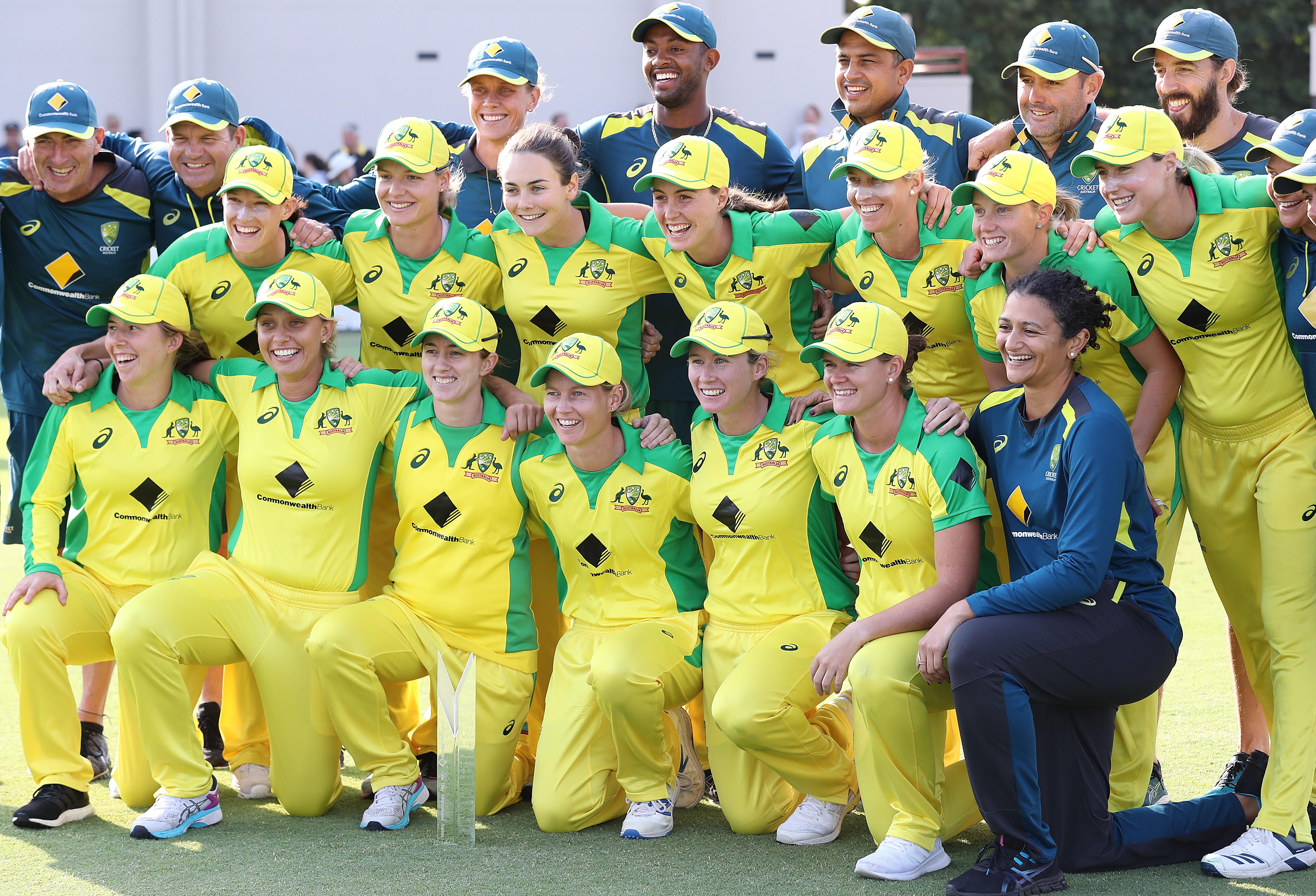 IN PICS: Australia's record streak of 18* wins in WODIs
