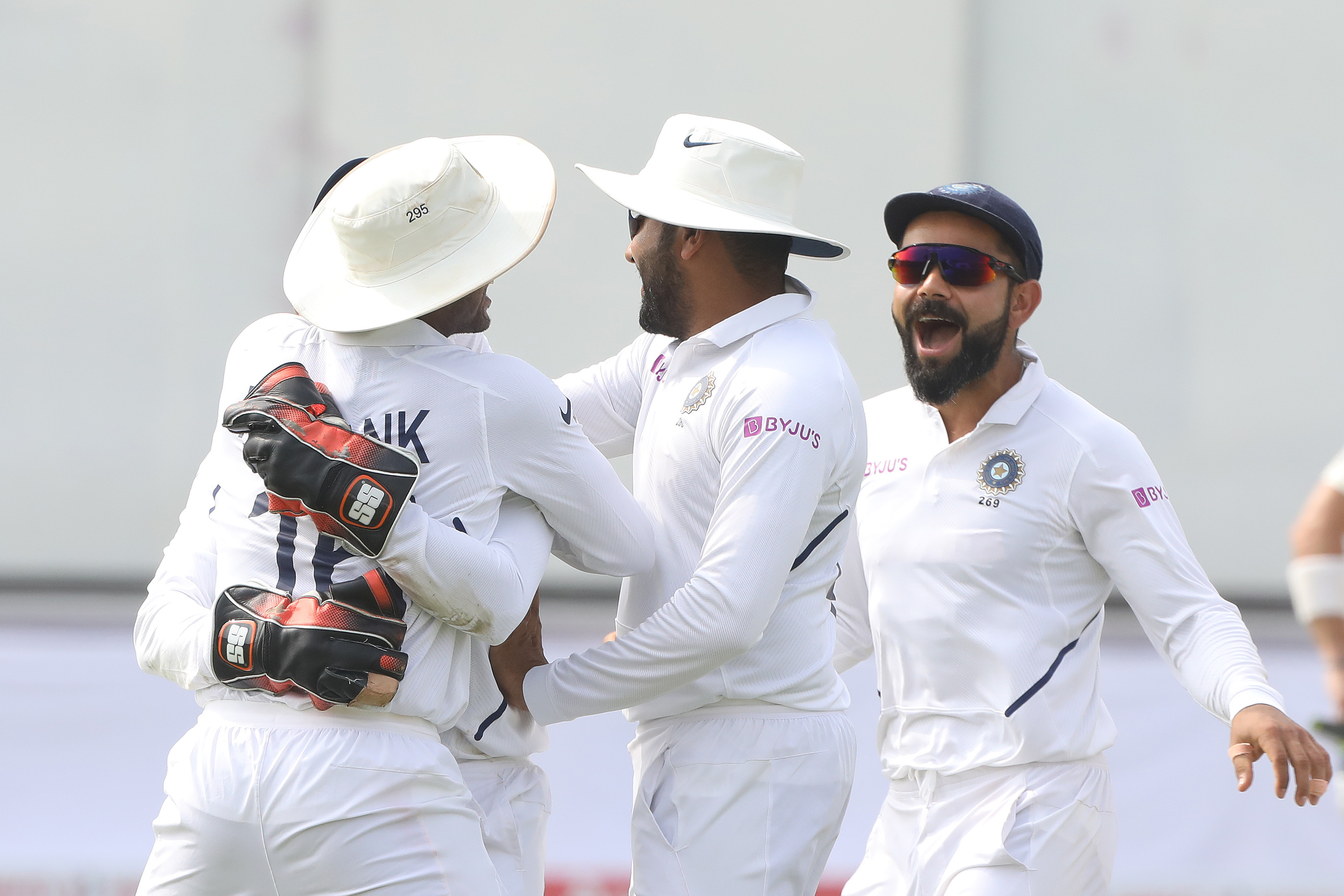Dominant India record innings win to seal series against South Africa