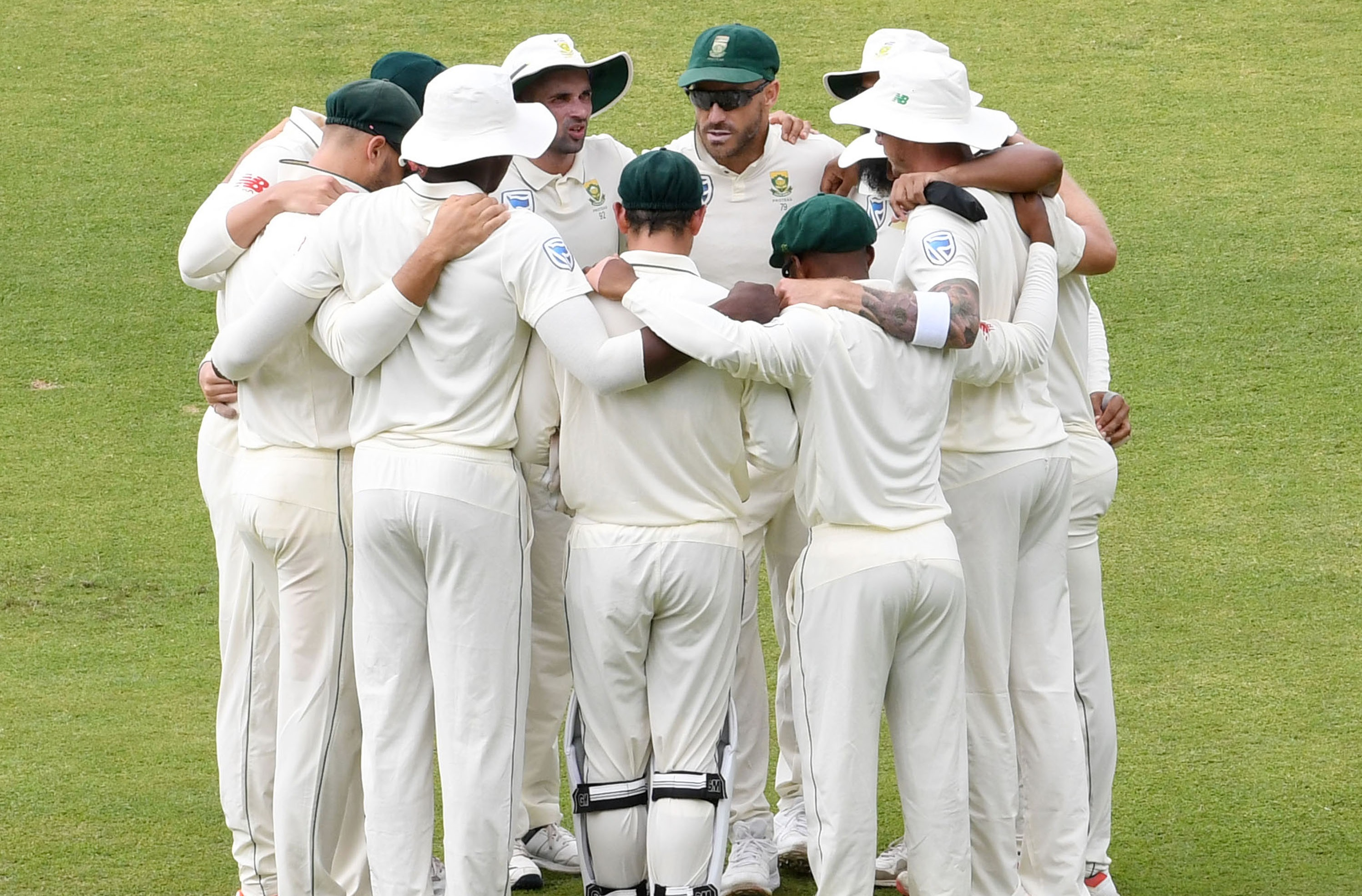 CSA chief calls for more patience amidst transitional phase