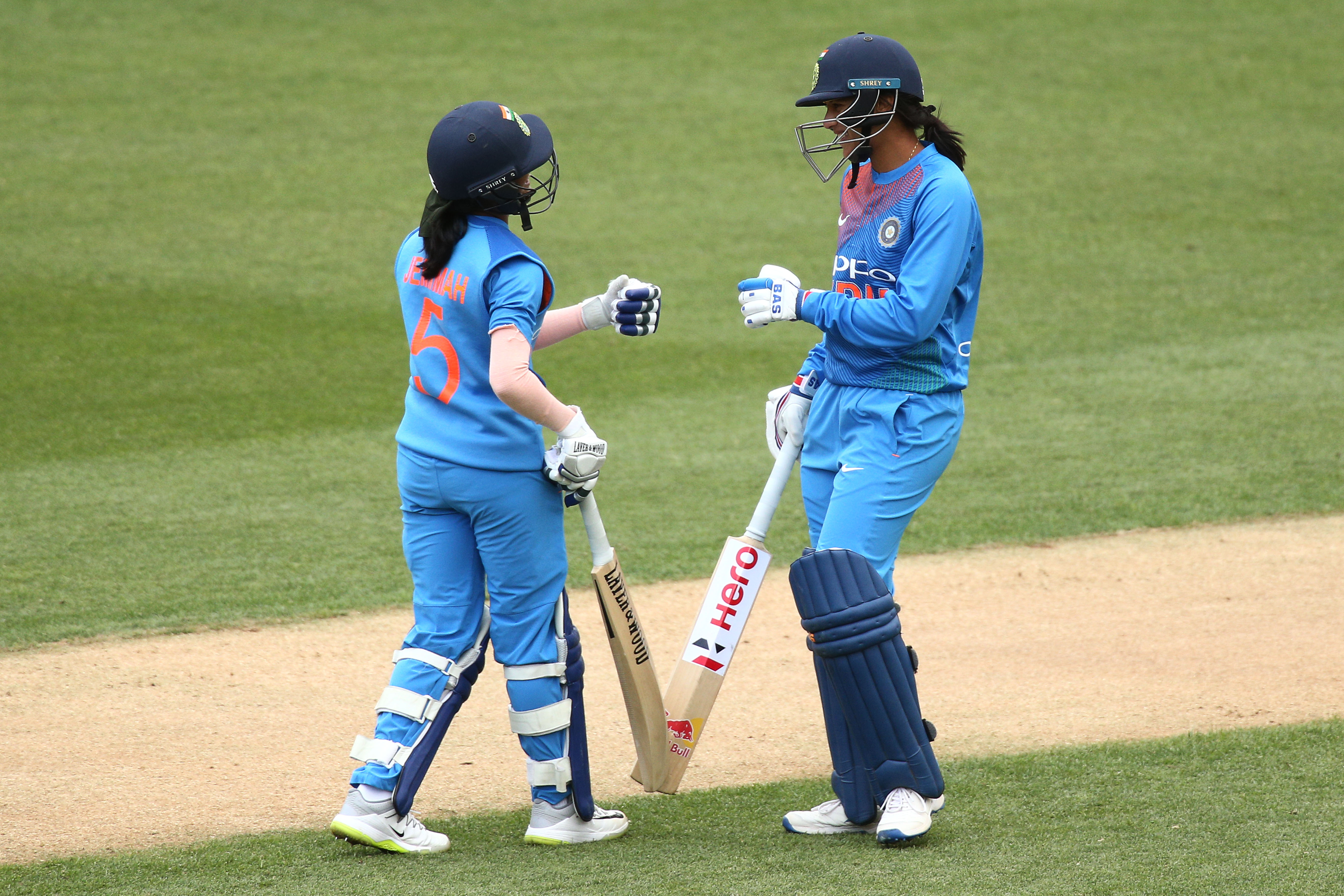Rodrigues-Mandhana partnership guides India to series win over West Indies