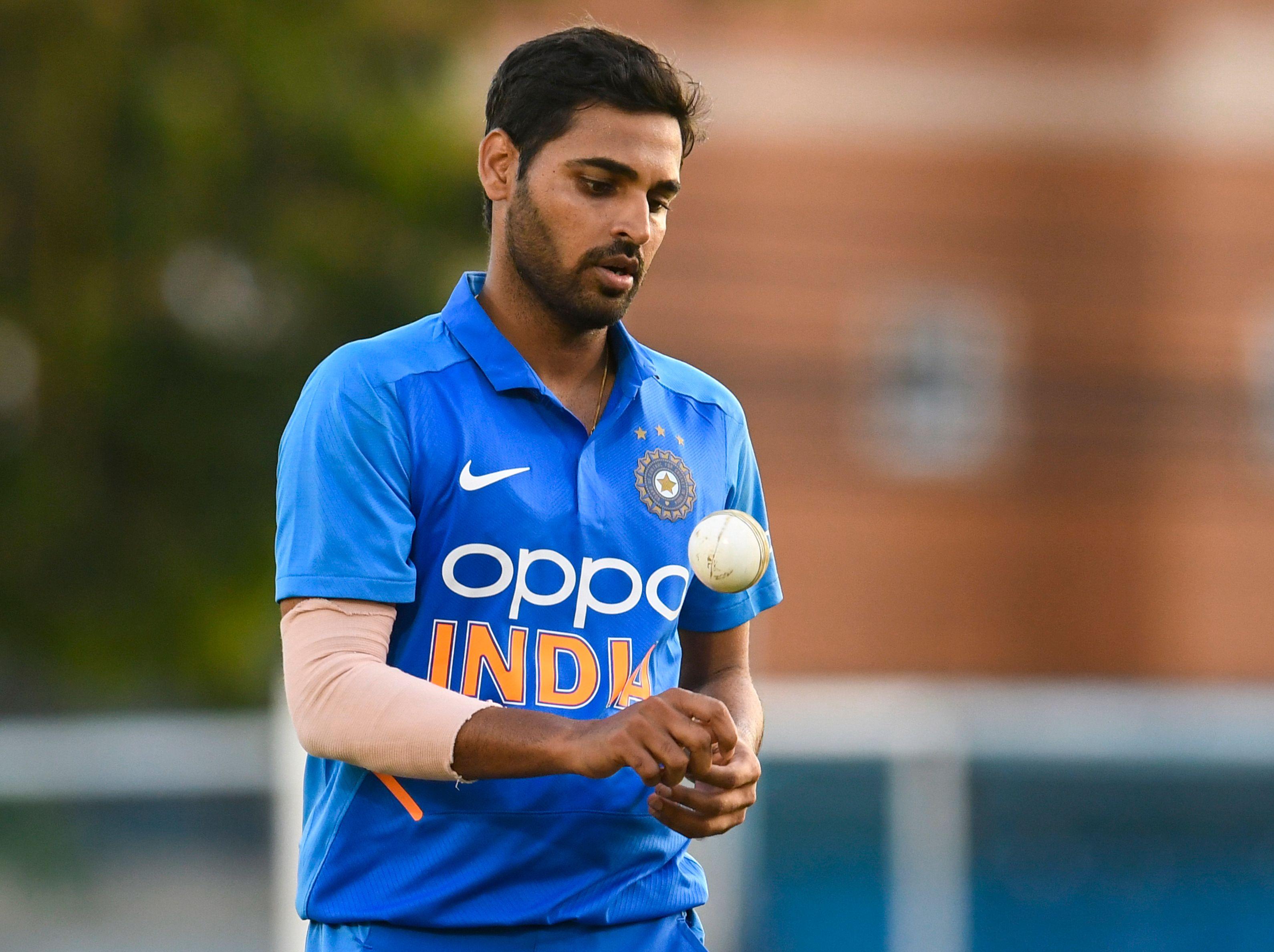Bhuvneshwar, Kuldeep recalled for West Indies series