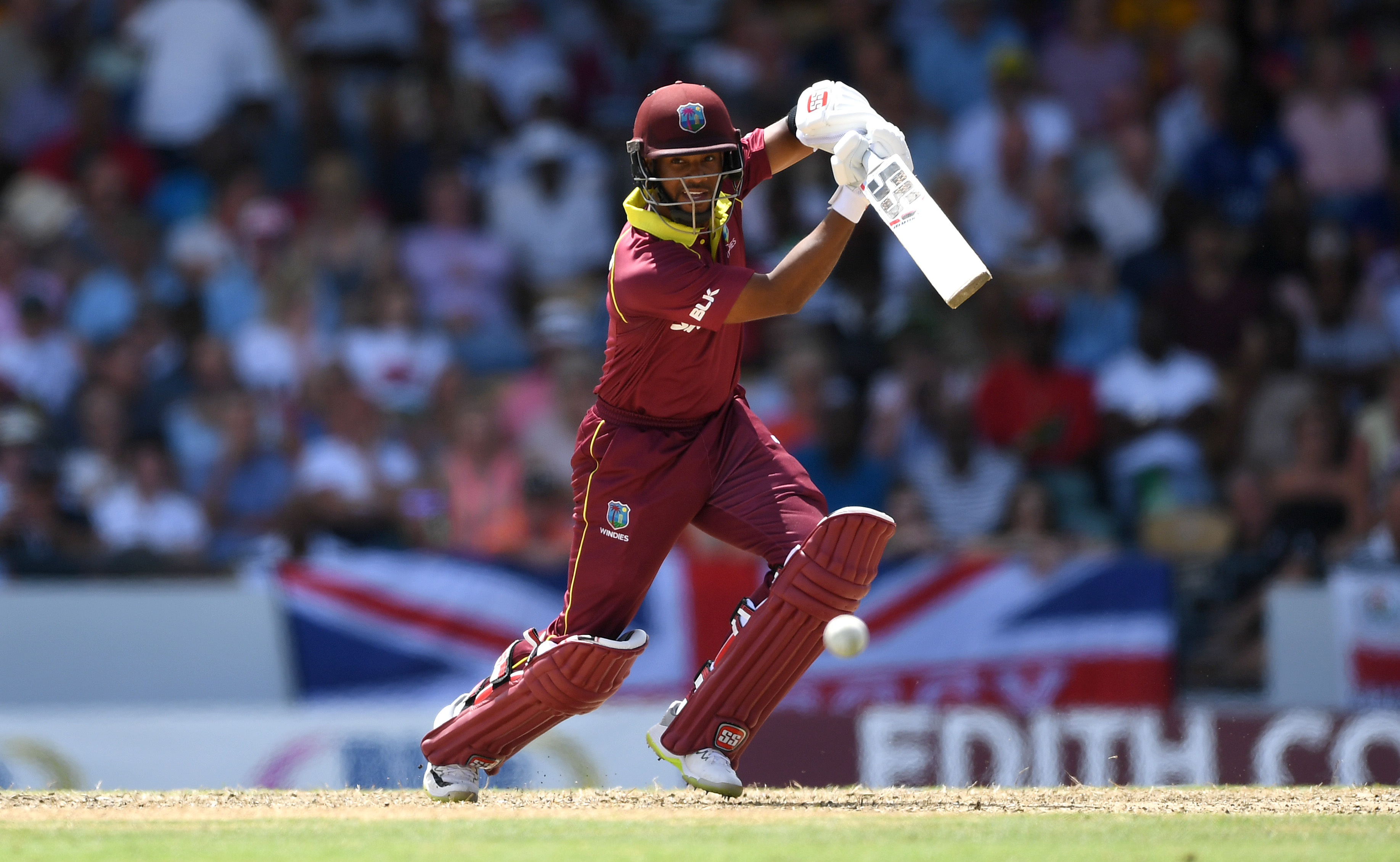 Clinical West Indies eye series win against jolted Ireland