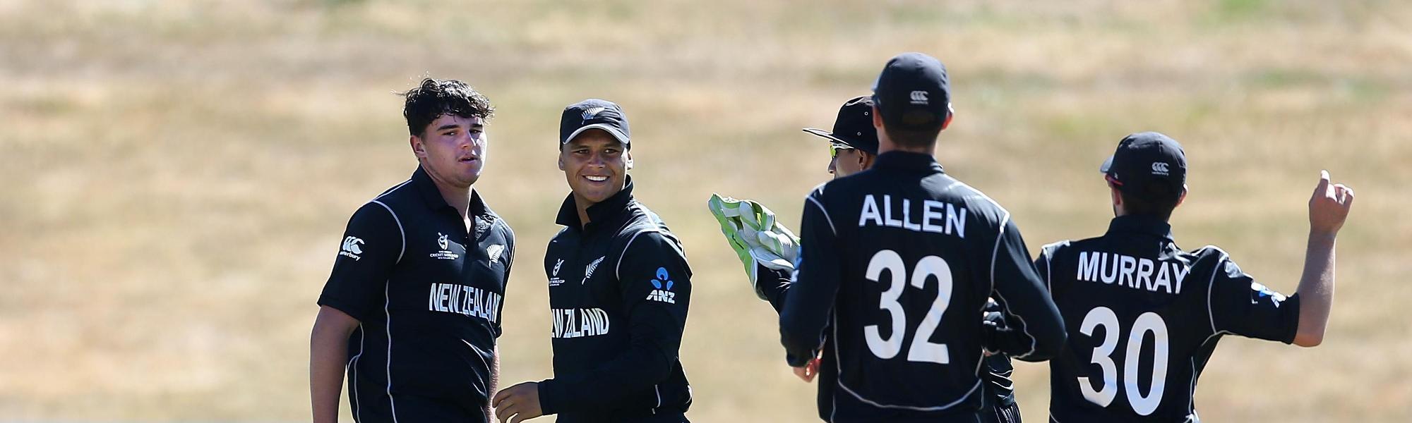New Zealand U19s
