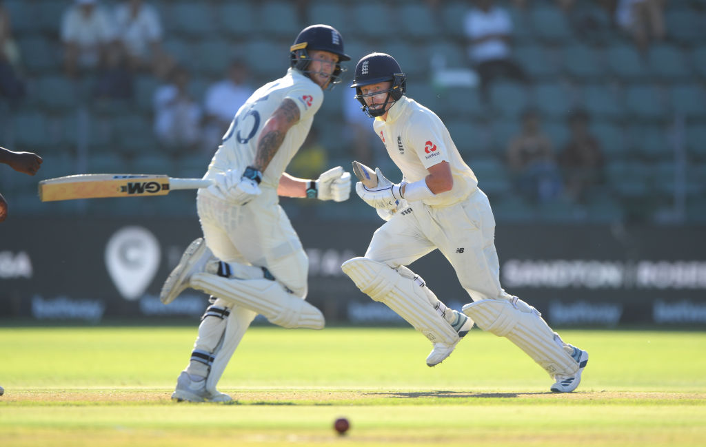 England hold advantage as Stokes and Pope rebuild