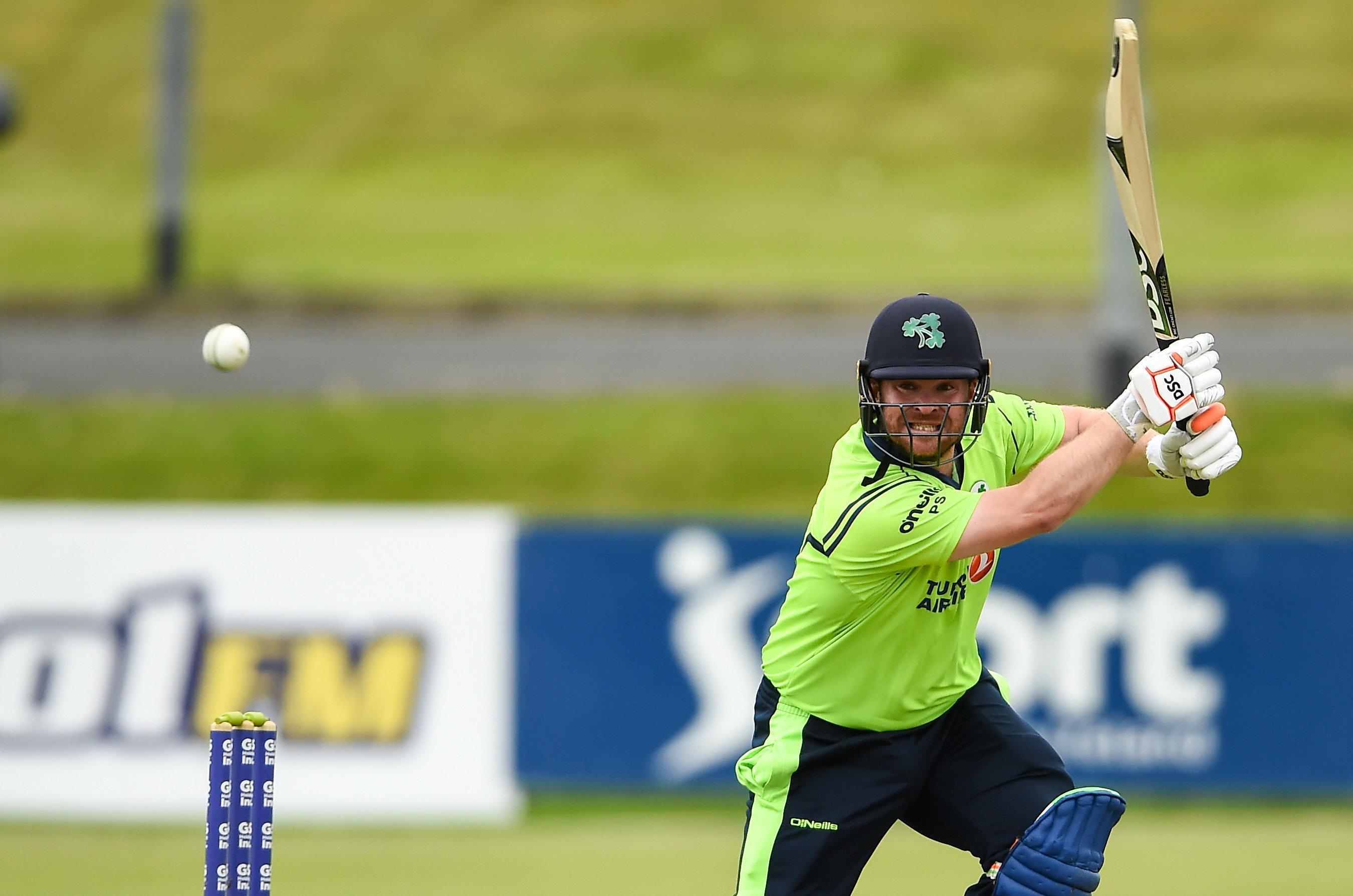 Buoyed Ireland eye rare series win
