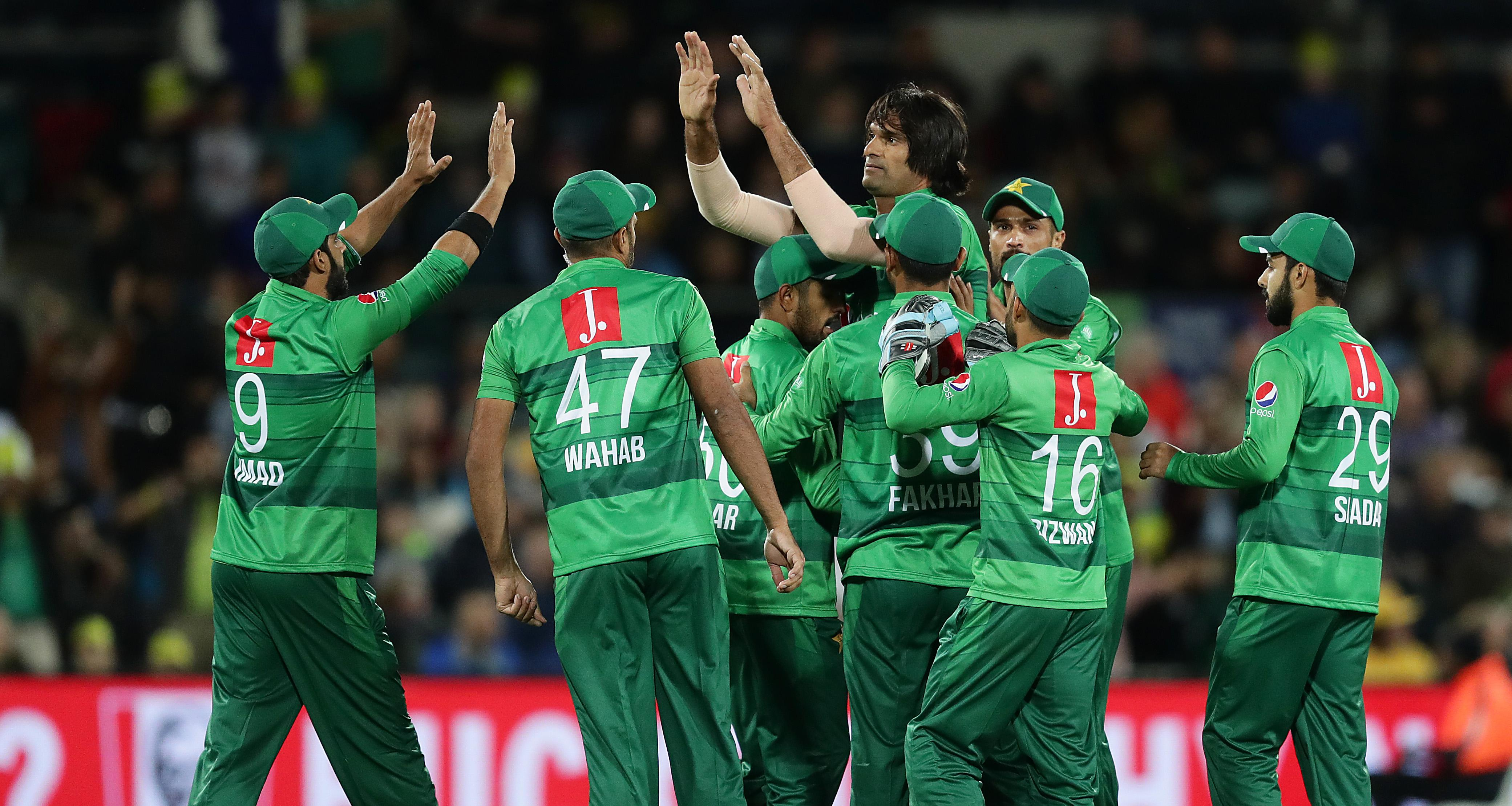 Pakistan seek revival of T20I fortunes at home
