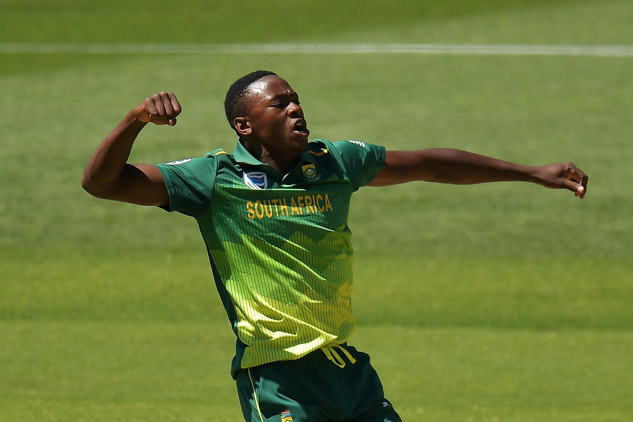 Injured Kagiso Rabada ruled out of Australia, India ODIs