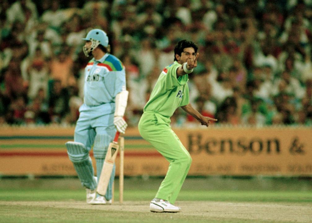 ICC Men's Cricket World Cup 1992 Classic - Wasim Akram