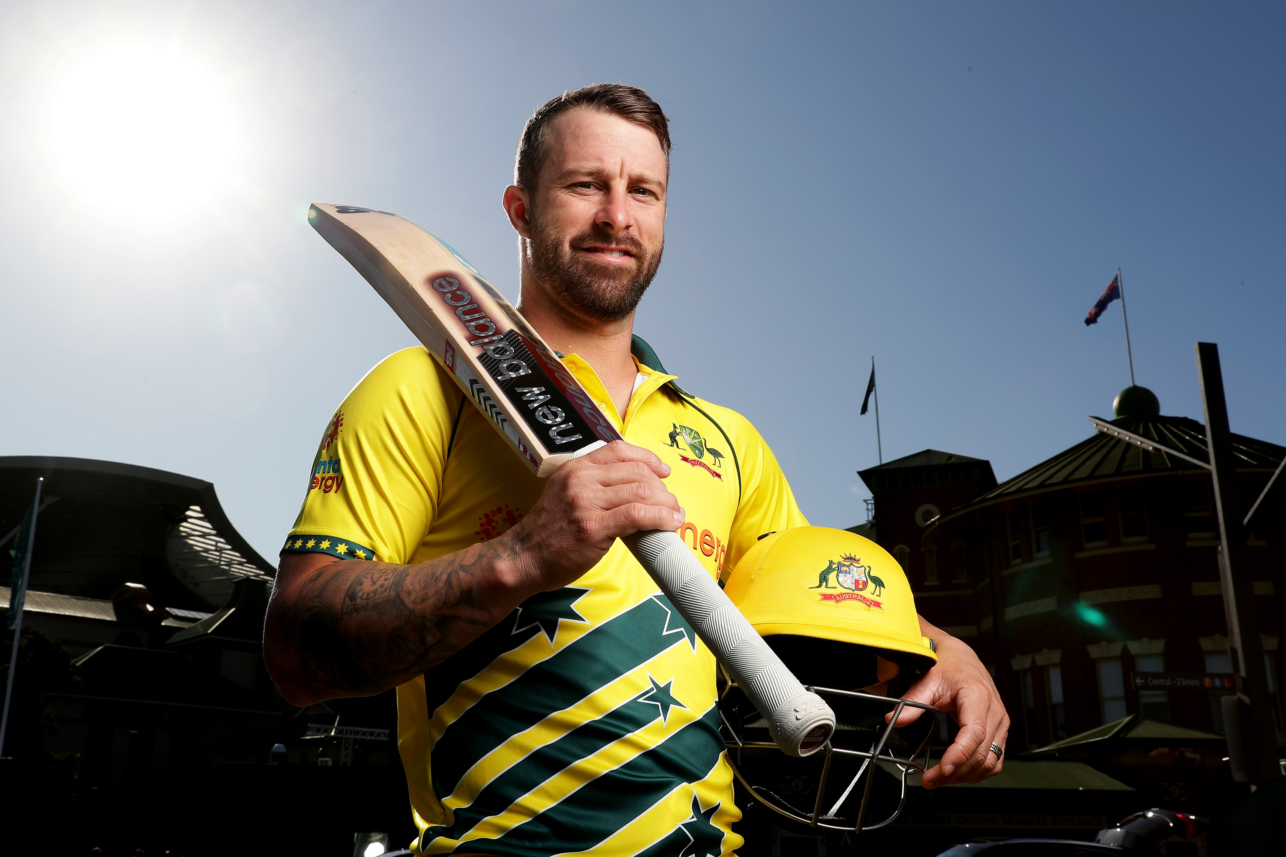 Matthew Wade hopes his versatility can get him into Australia's T20 World  Cup squad