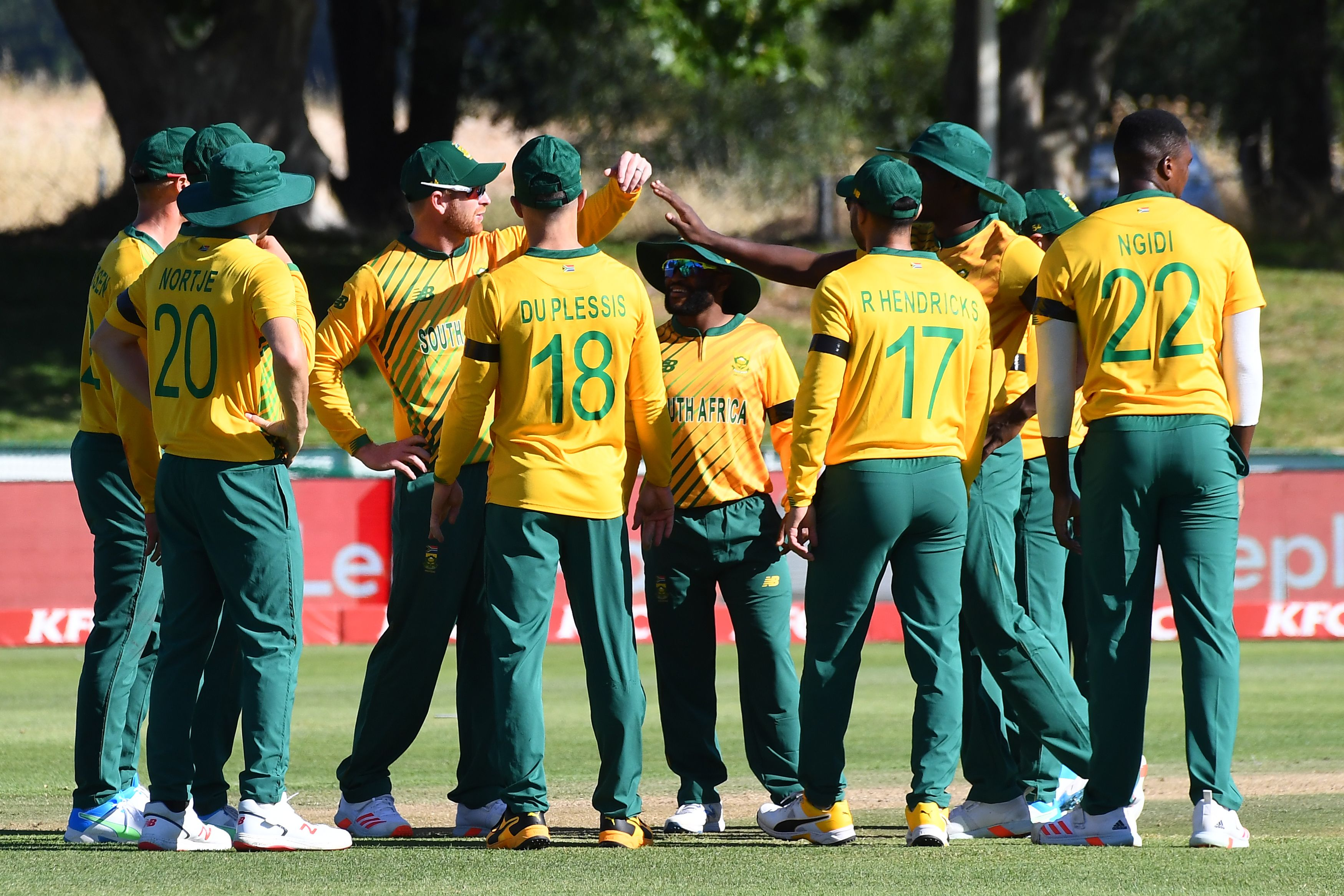 Heinrich Klaasen will lead the South African youth team T20I against  Pakistan – Netral.News