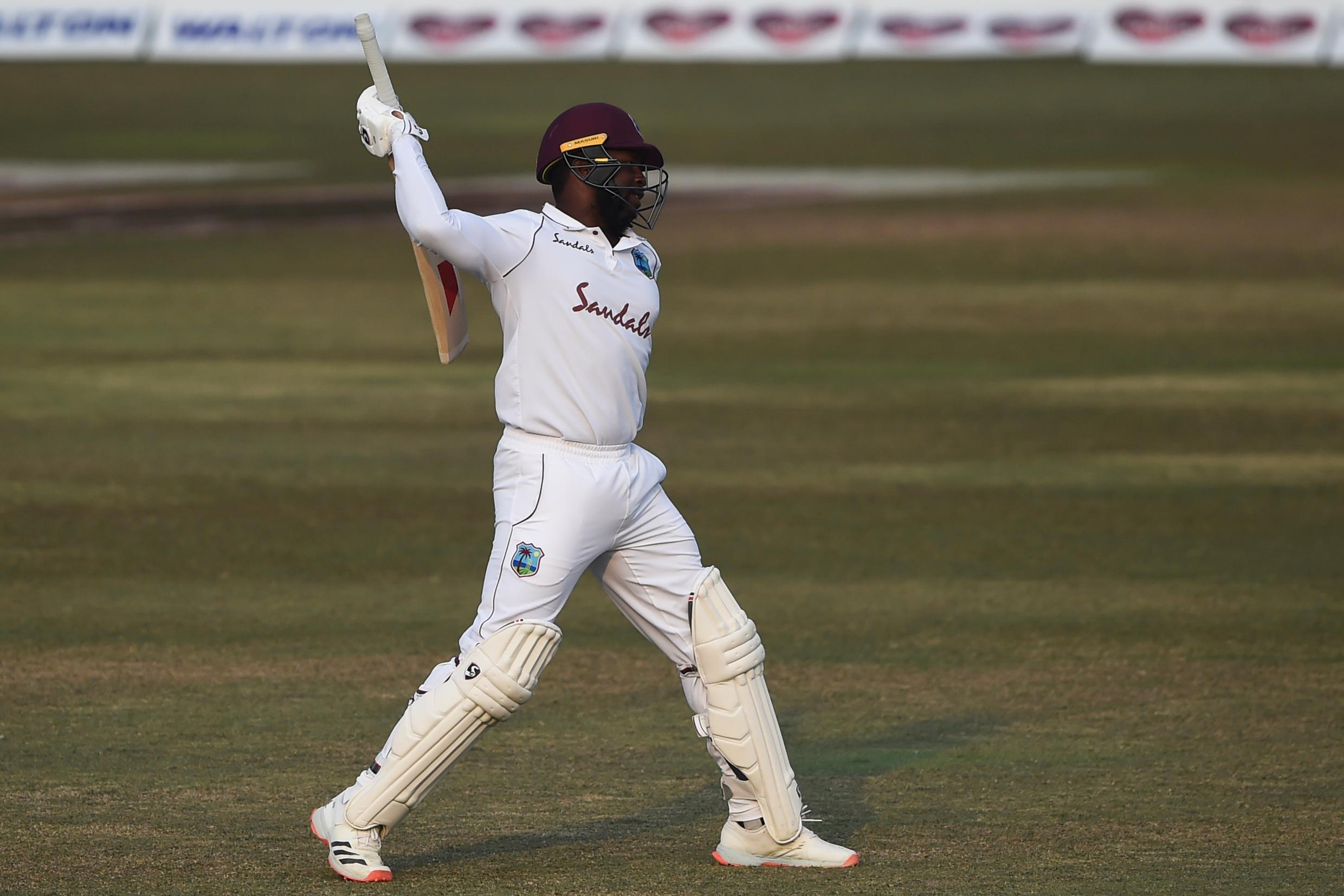 The five highest successful run chases in Test history - International Cricket Council