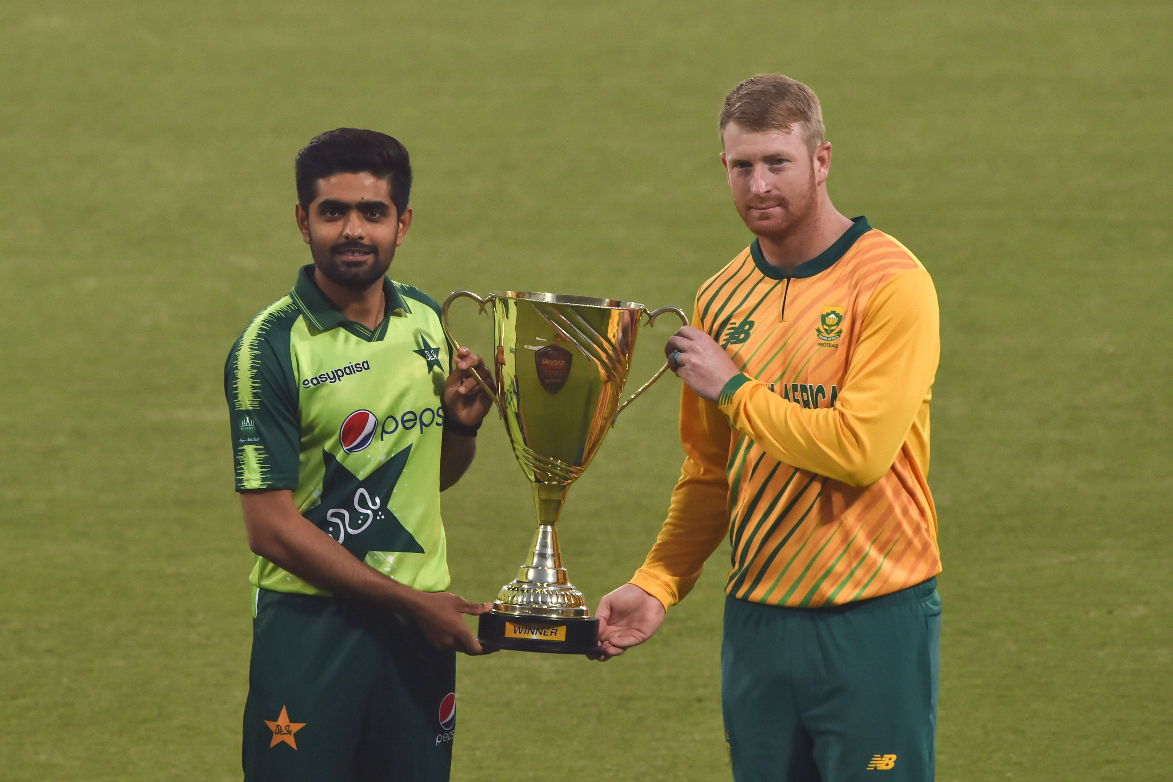Pakistan-South Africa to play three CWC Super League ODIs, four T20Is in April - International Cricket Council