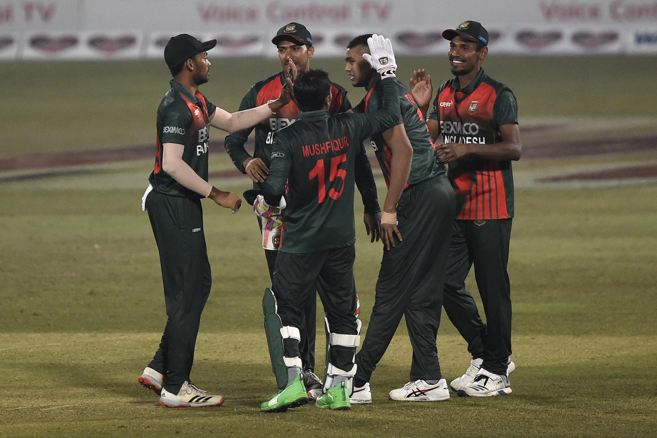 Bangladesh call up uncapped Nasum Ahmed for New Zealand tour - International Cricket Council