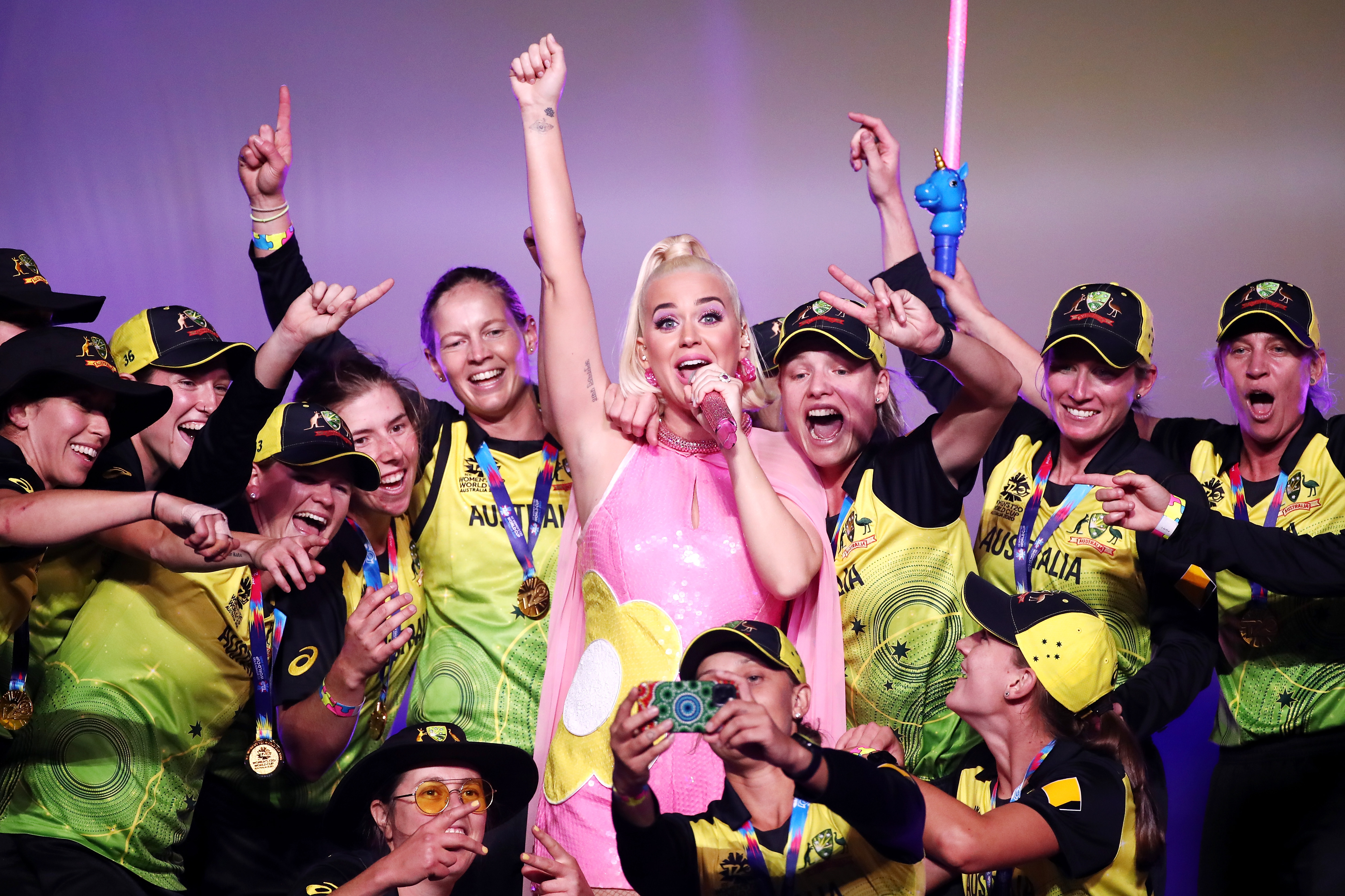 The day the Women's T20 World Cup Final rocked the MCG - International Cricket Council
