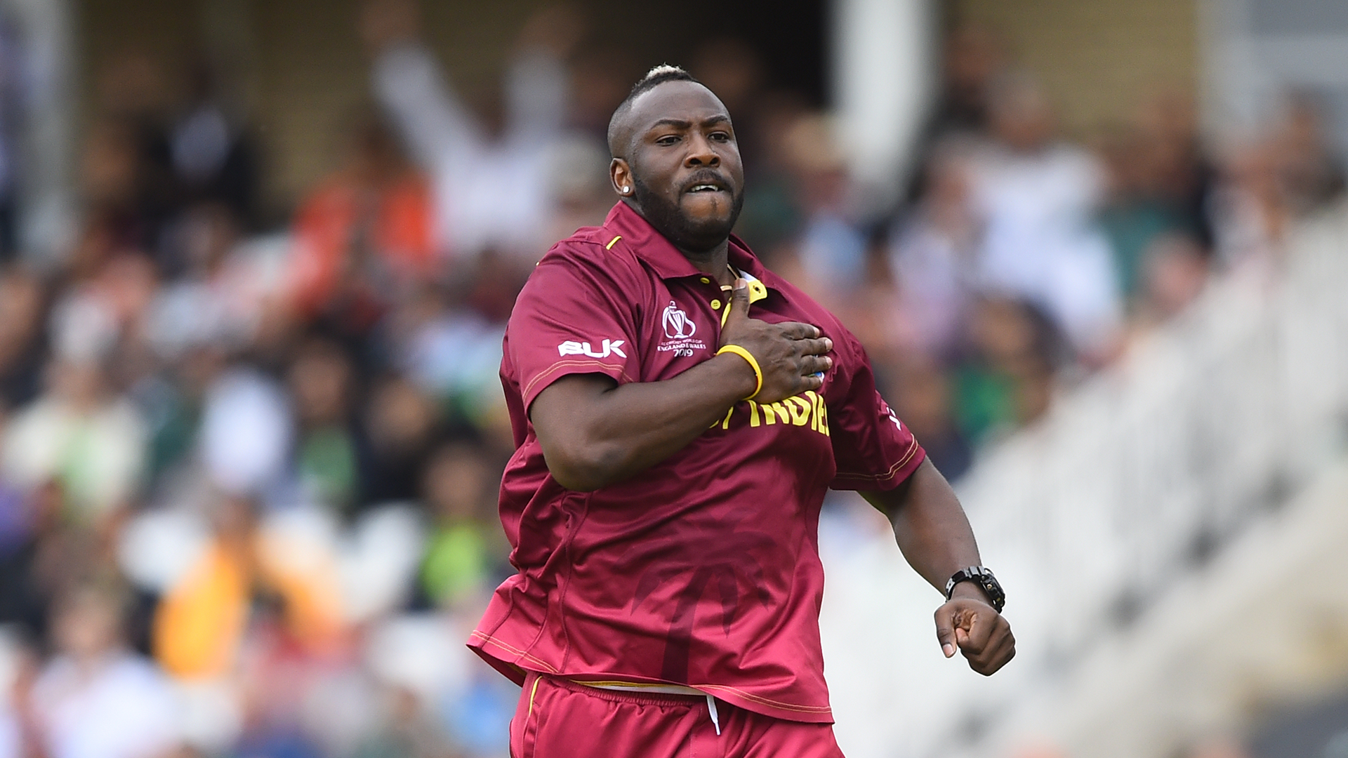 Russell Returns As Windies Name Provisional Squad For Trio Of T20i Series