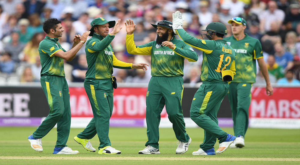 South Africa S Mens Cricket Team World Cup 2019 Icc