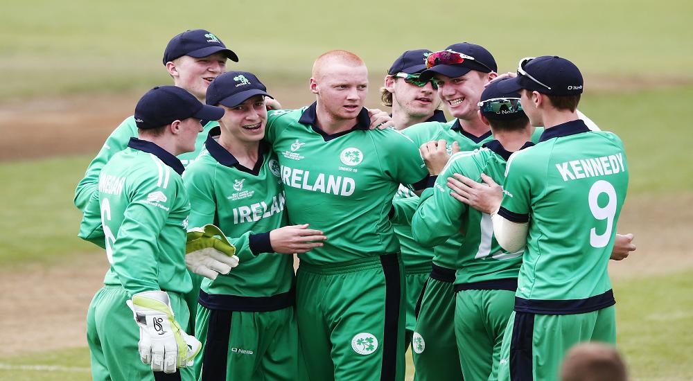 Ireland Cricket Team Teams Background 5