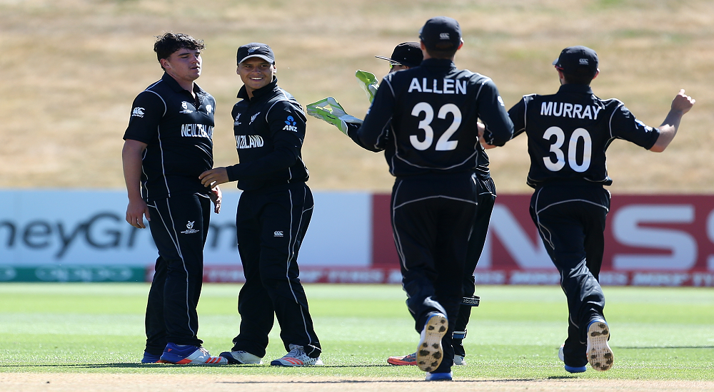 New Zealand Under 19s Cricket Team