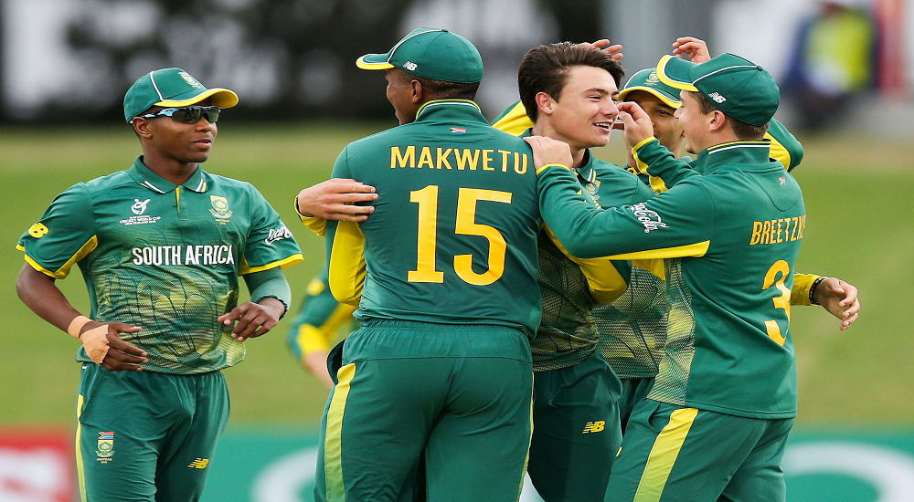 South Africa Under 19s Cricket Team